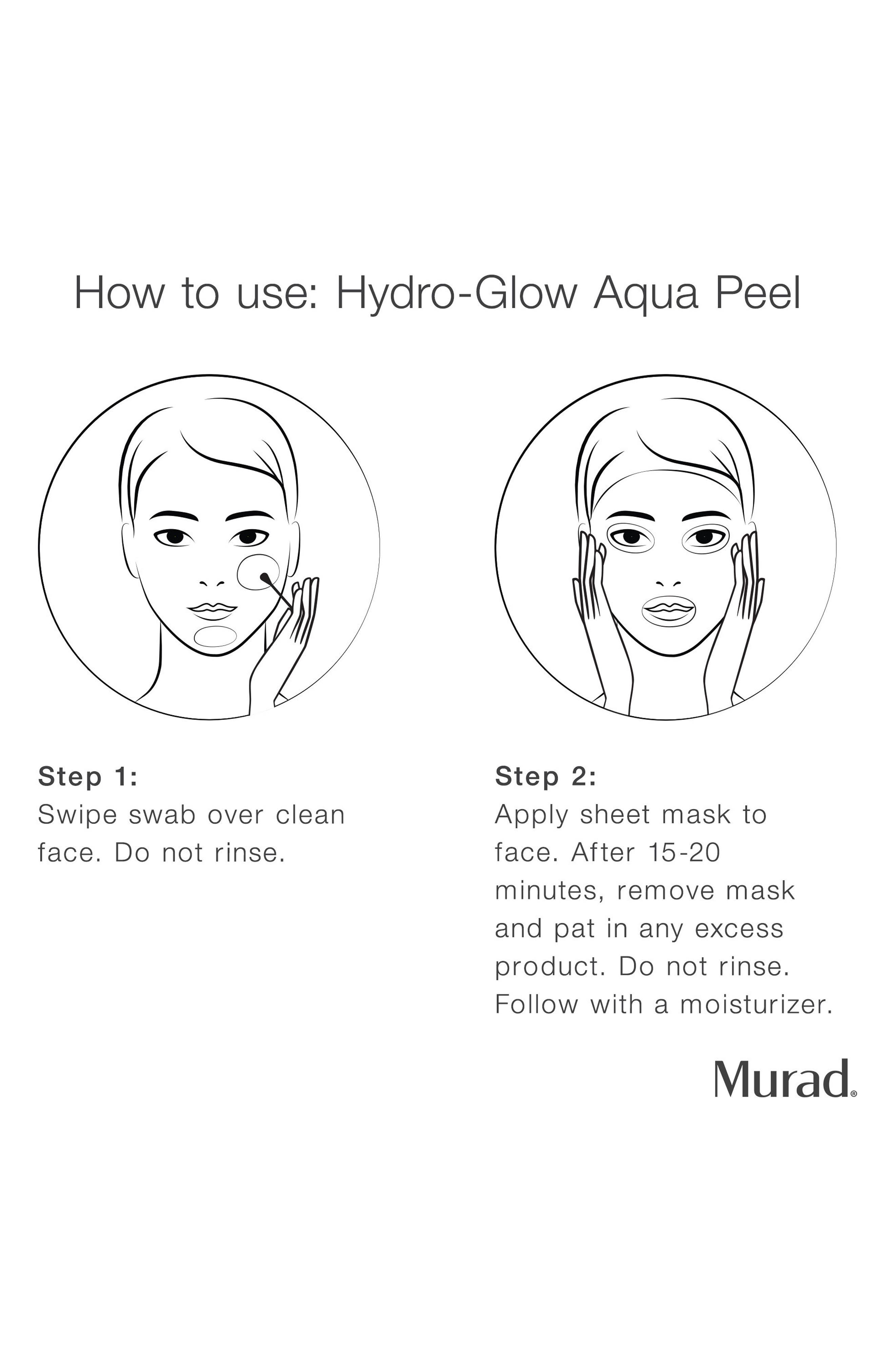 Hydro-Glow Aqua Peel,                             Alternate thumbnail 4, color,                             000