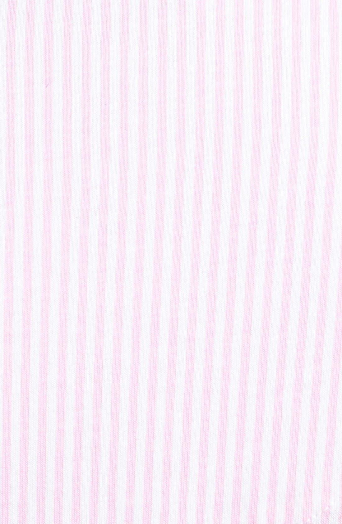 Knit Crop Pajamas,                             Alternate thumbnail 13, color,