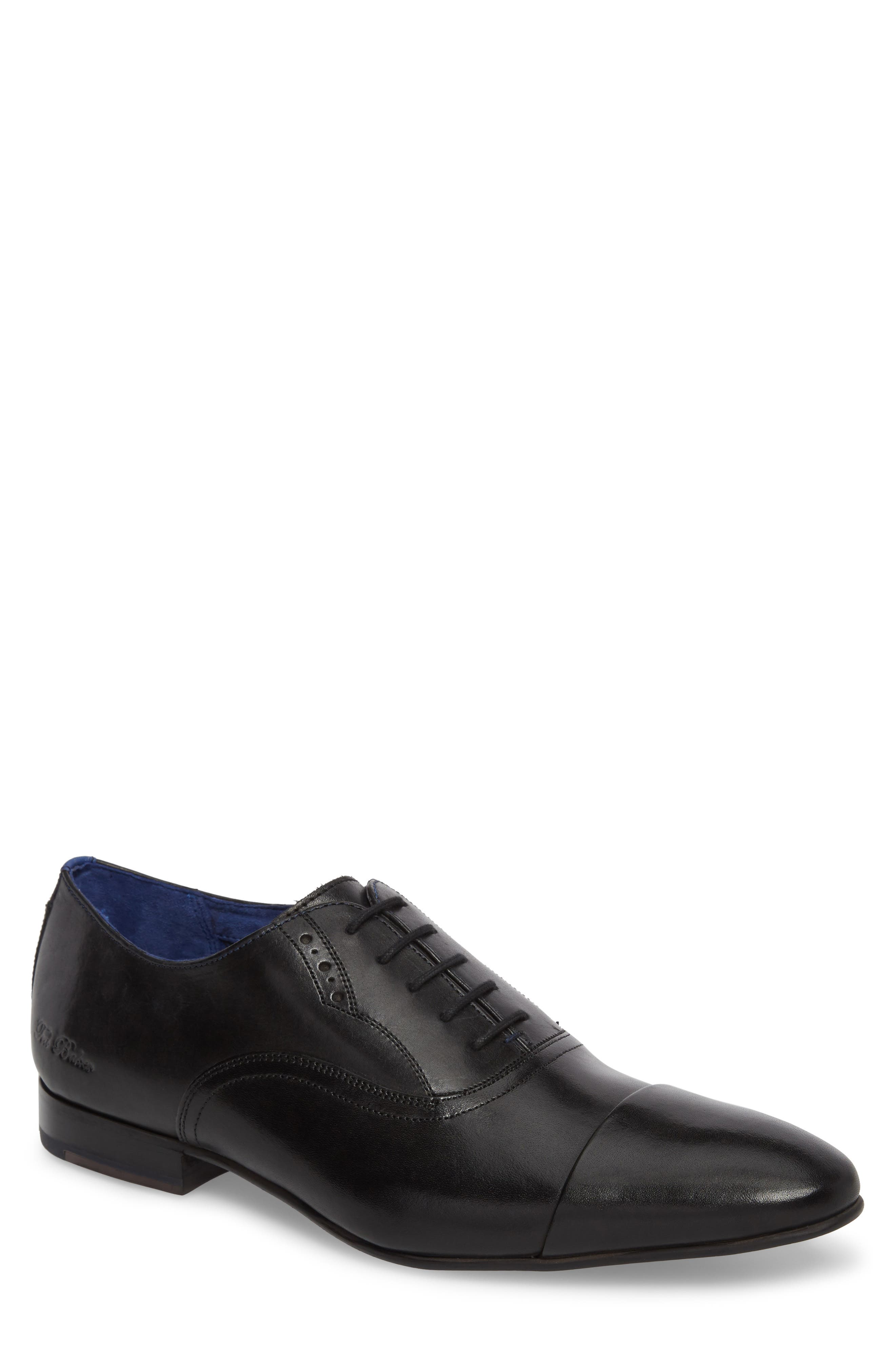 Murain Cap Toe Oxford,                             Main thumbnail 1, color,