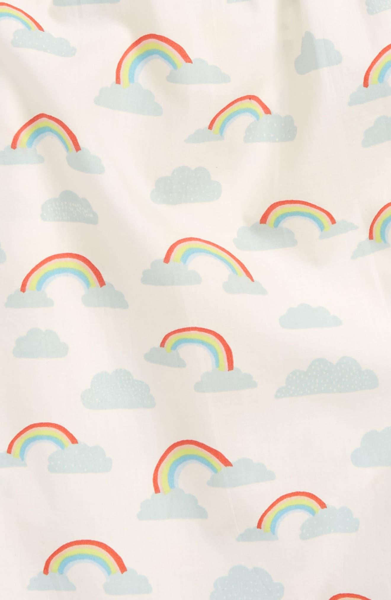 Rainbow Romper,                             Alternate thumbnail 2, color,                             900