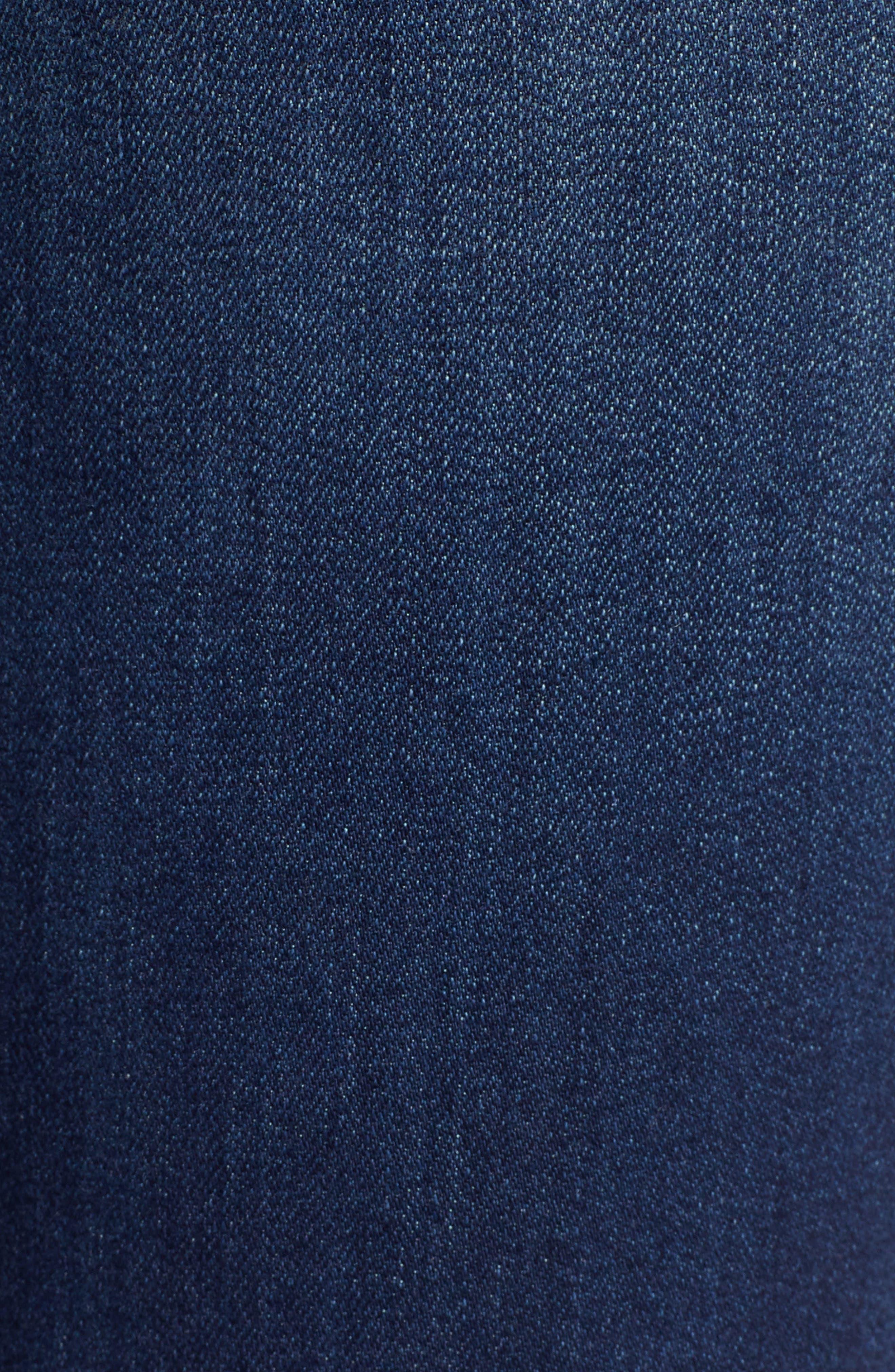 Ab-solution Luxe Touch Premium Jeans,                             Alternate thumbnail 6, color,                             420