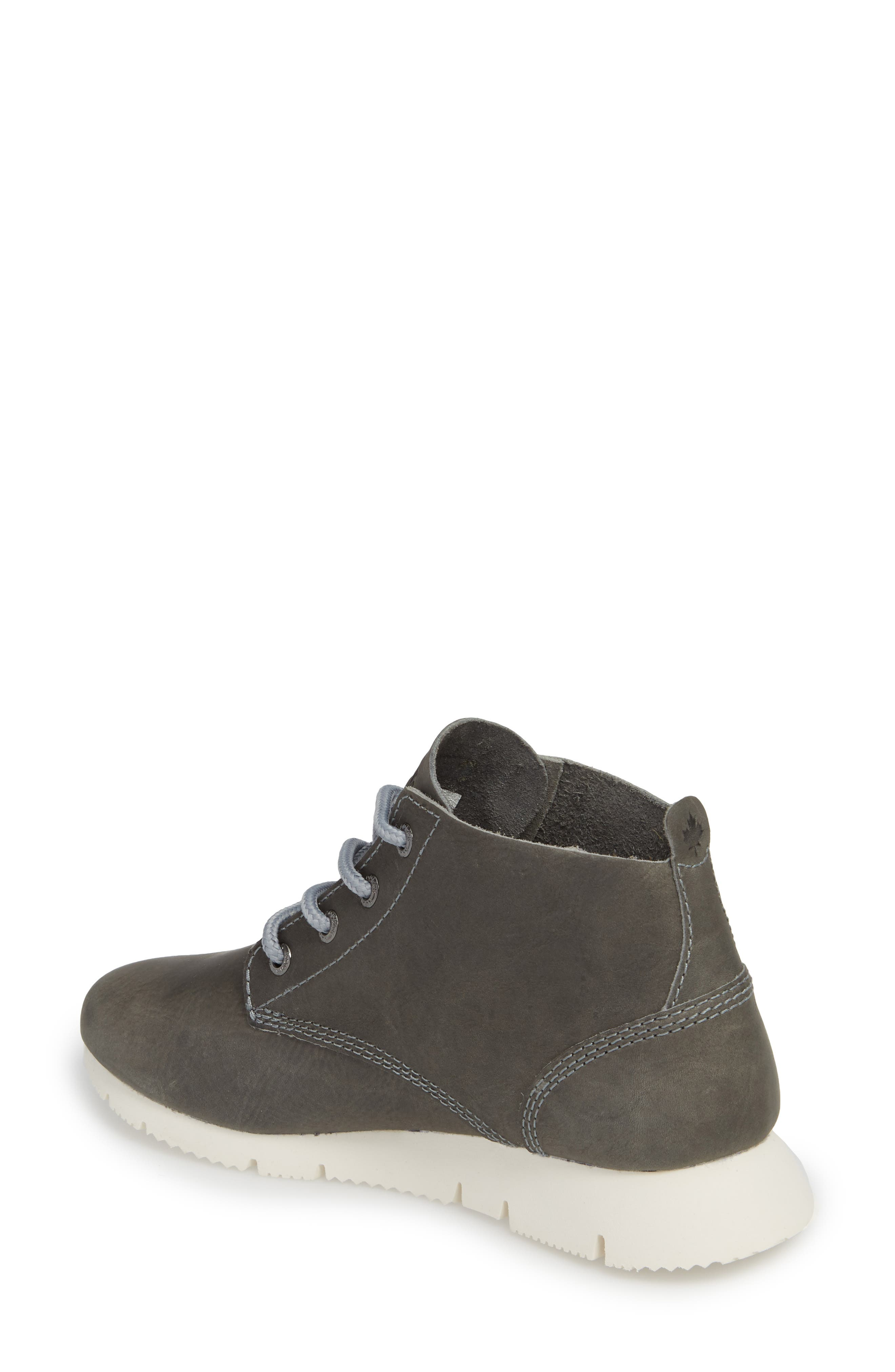 Chukka Boot,                             Alternate thumbnail 2, color,                             GREY LEATHER