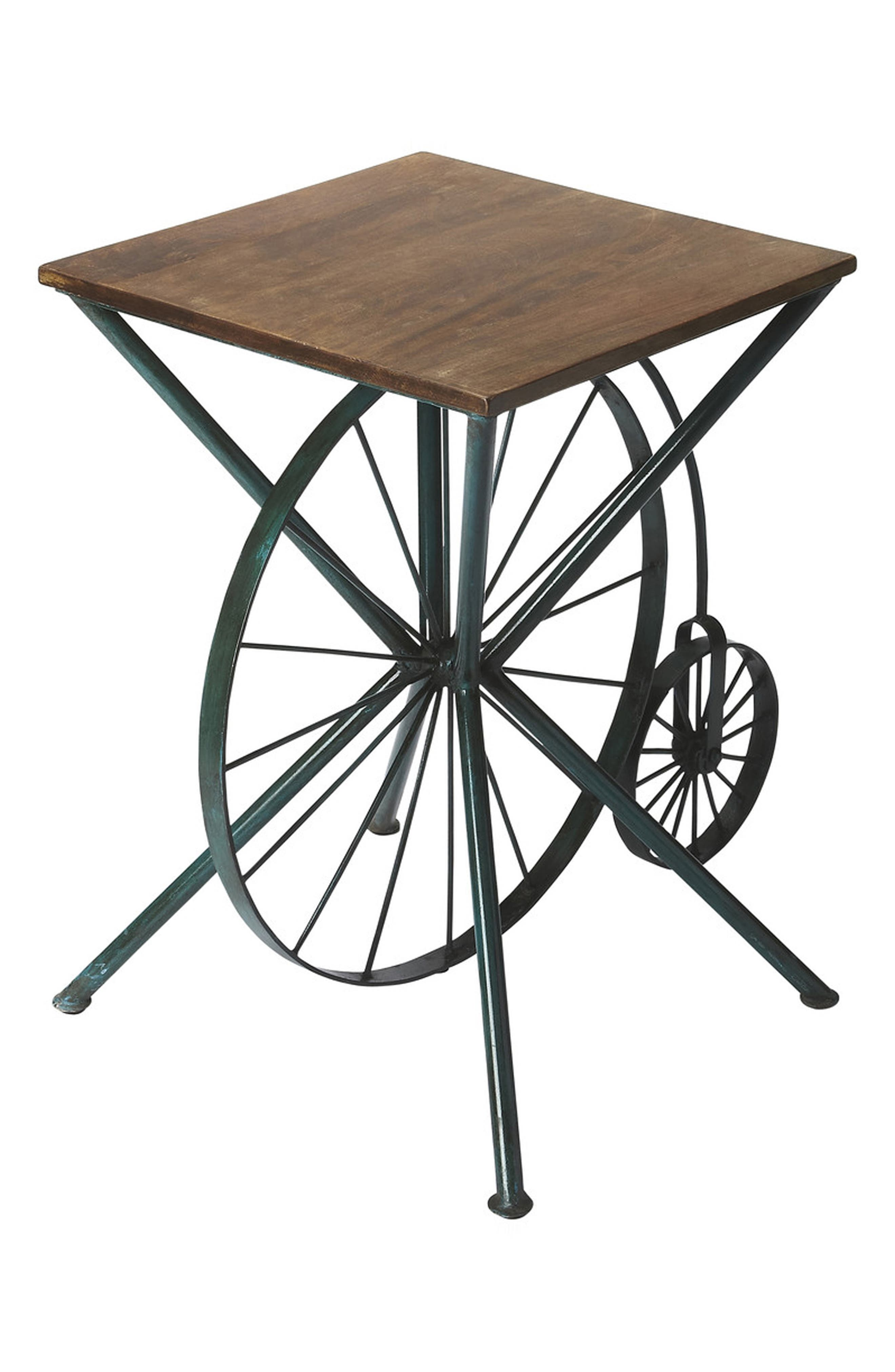Bicycle Accent Table,                             Alternate thumbnail 3, color,                             020
