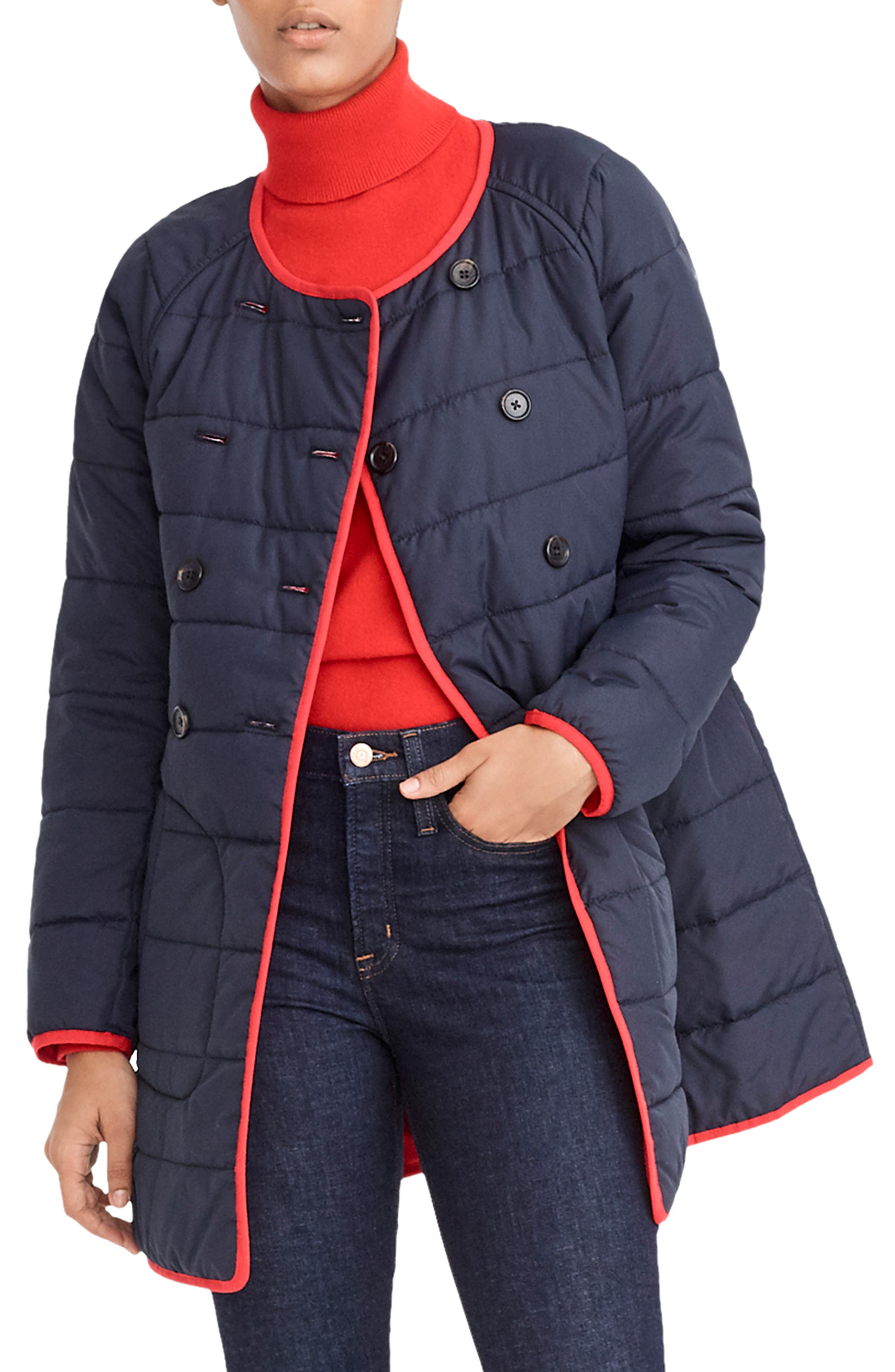 Reversible Puffer Jacket,                         Main,                         color, 400