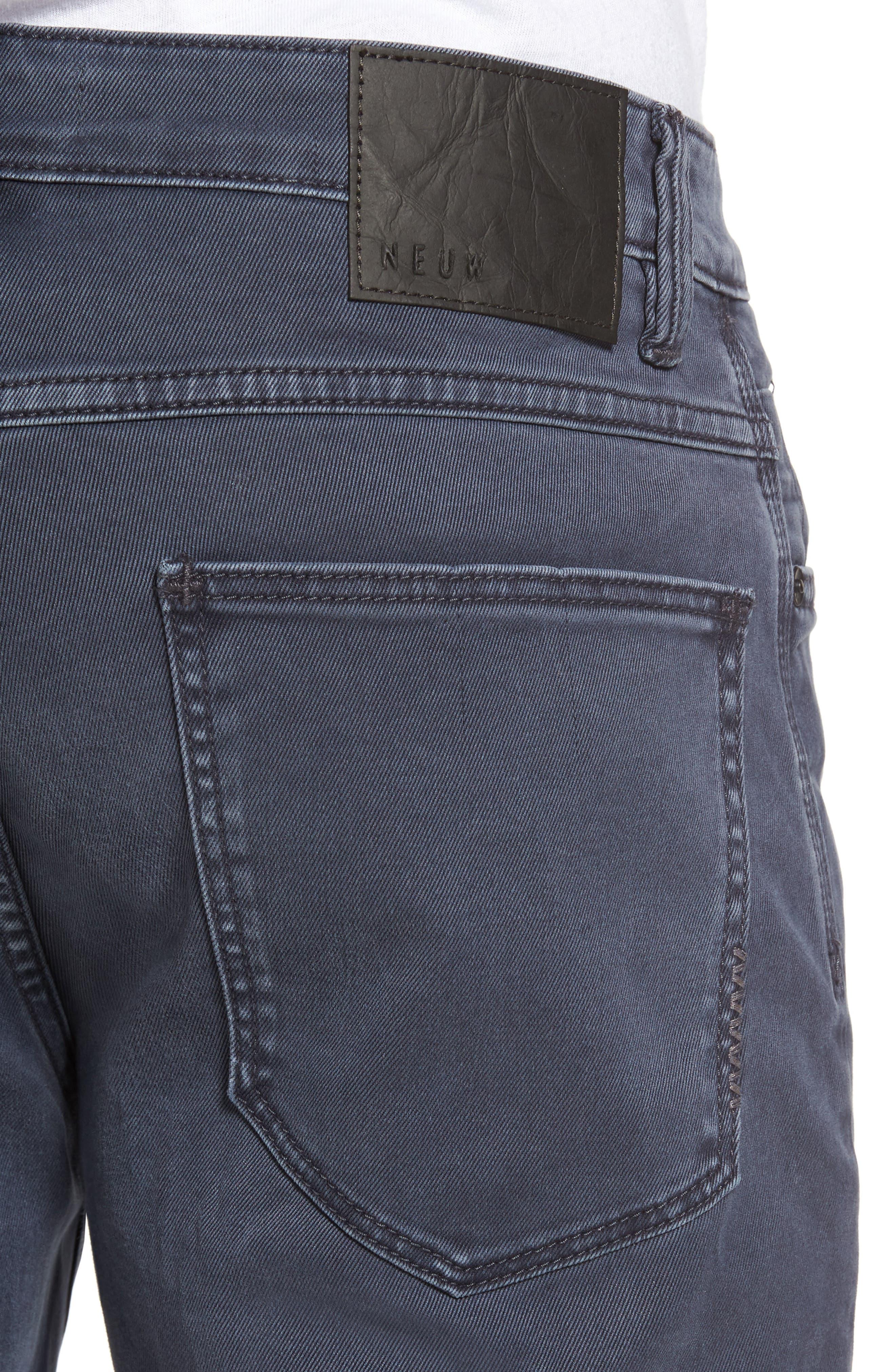 Lou Slim Fit Jeans,                             Alternate thumbnail 4, color,                             LIBERTE