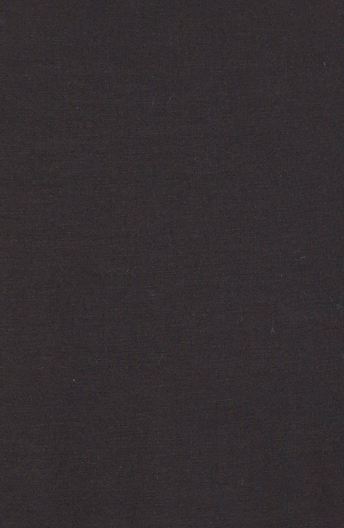 'Lana' Graphic Sleep Dress,                             Alternate thumbnail 3, color,                             001