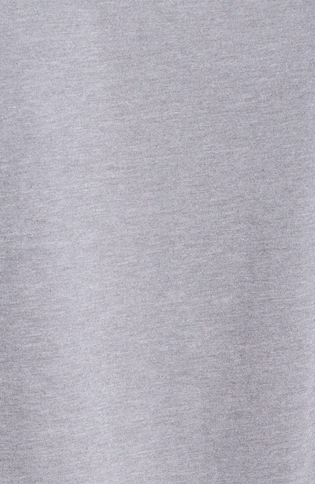 'Fitz Roy Crest' Slim Fit Organic Cotton Blend T-Shirt,                             Alternate thumbnail 10, color,
