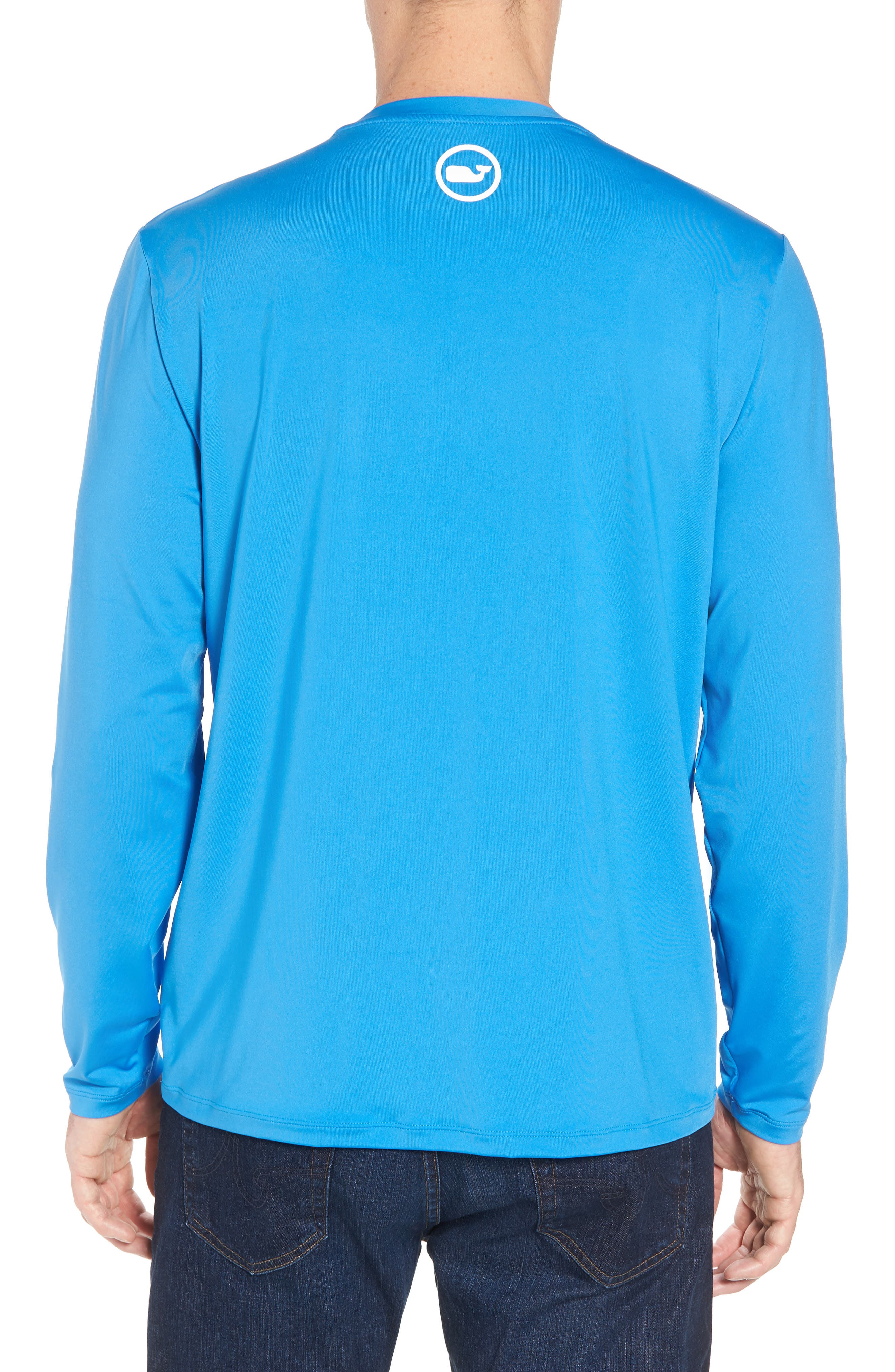 x Shark Week<sup>™</sup> Logo Long Sleeve T-Shirt,                             Alternate thumbnail 2, color,