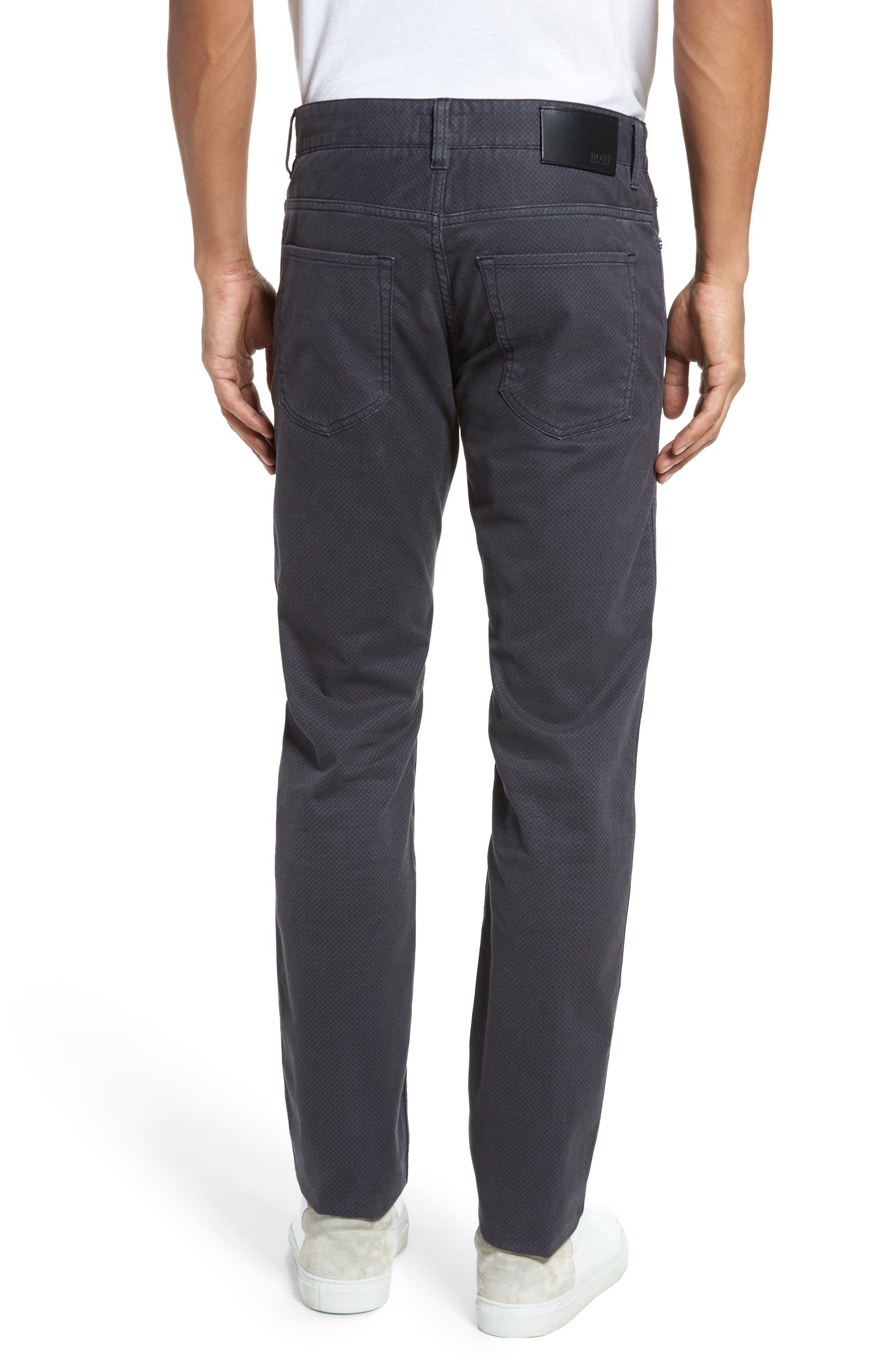 Delaware Slim Fit Pants,                             Alternate thumbnail 3, color,                             022