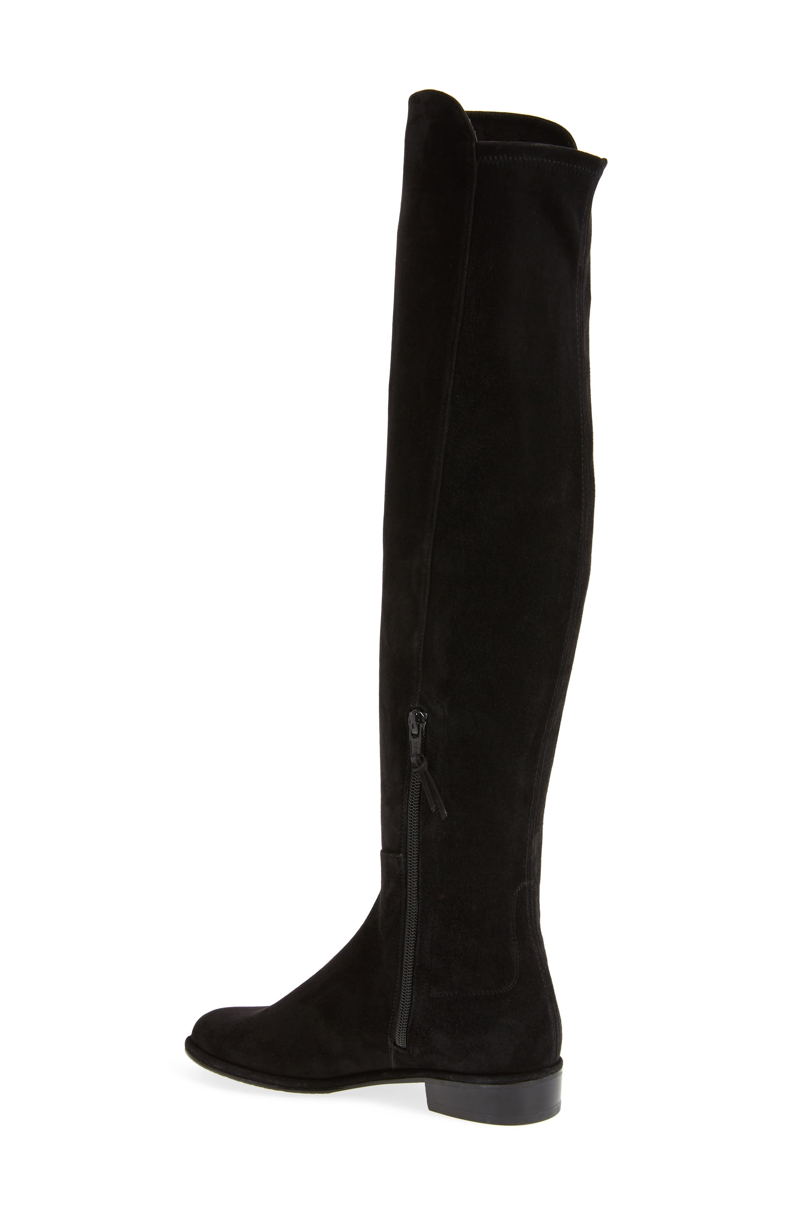 Allgood Over the Knee Boot,                             Alternate thumbnail 2, color,                             001