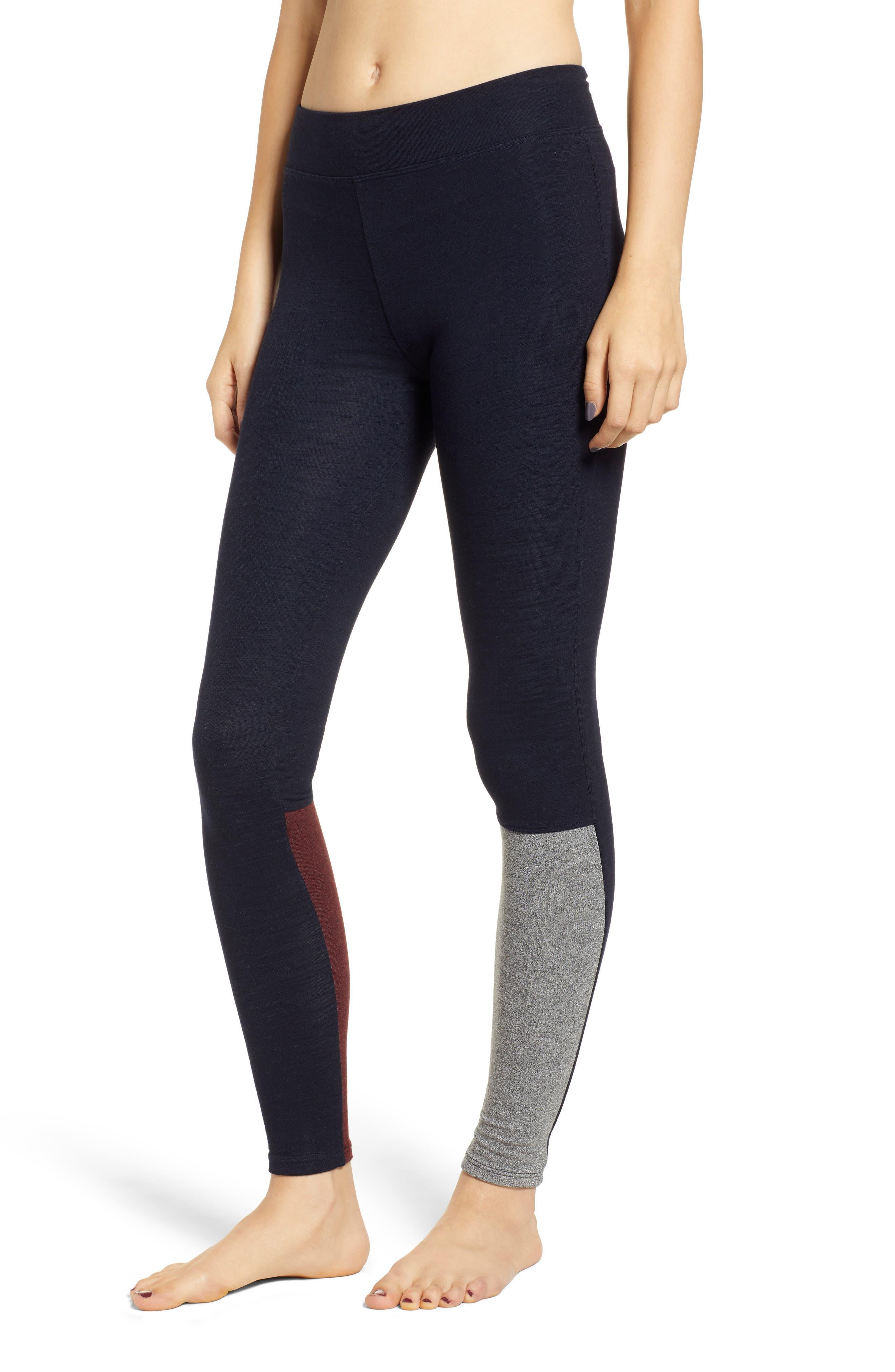Colorblock Surprise Yoga Pants,                         Main,                         color, 436