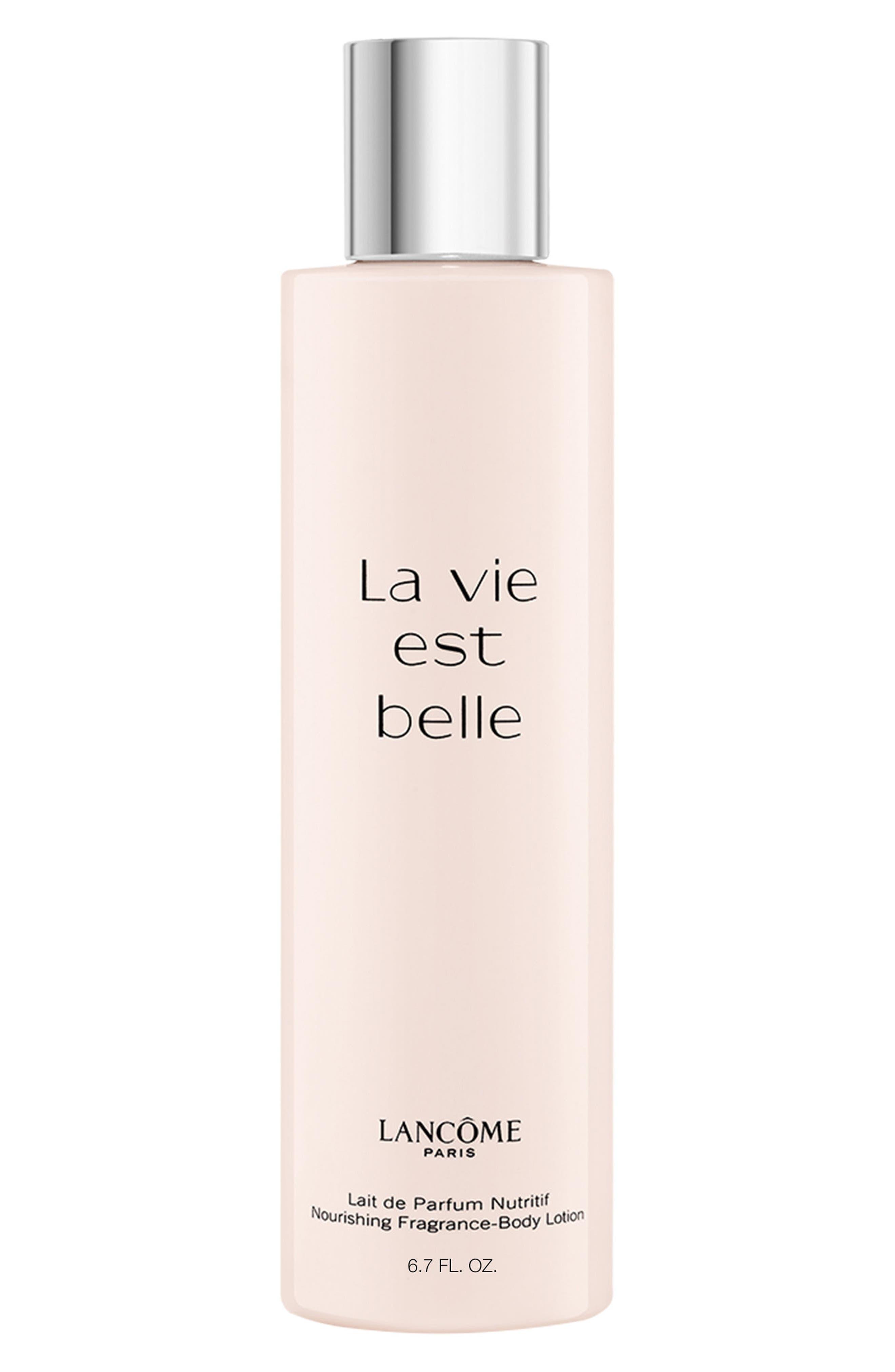 La Vie est Belle Body Lotion,                             Alternate thumbnail 2, color,                             NO COLOR