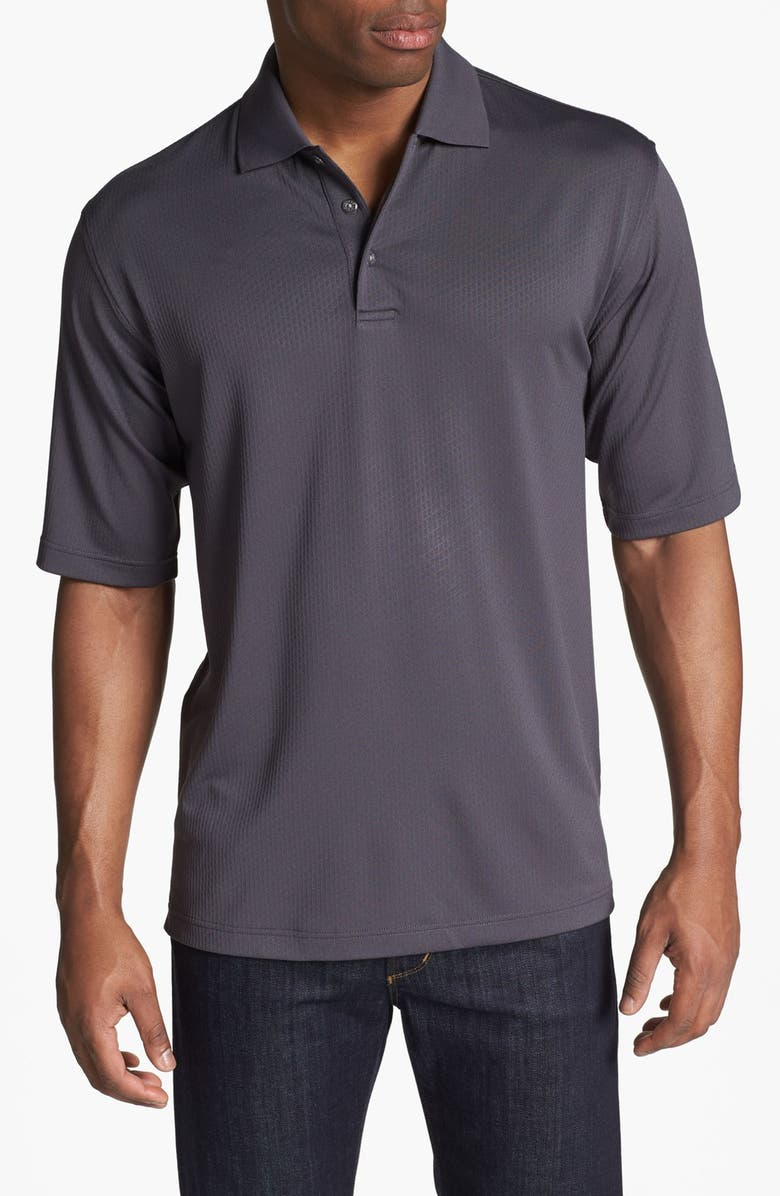 Lone Cypress Pebble Beach Knit Polo