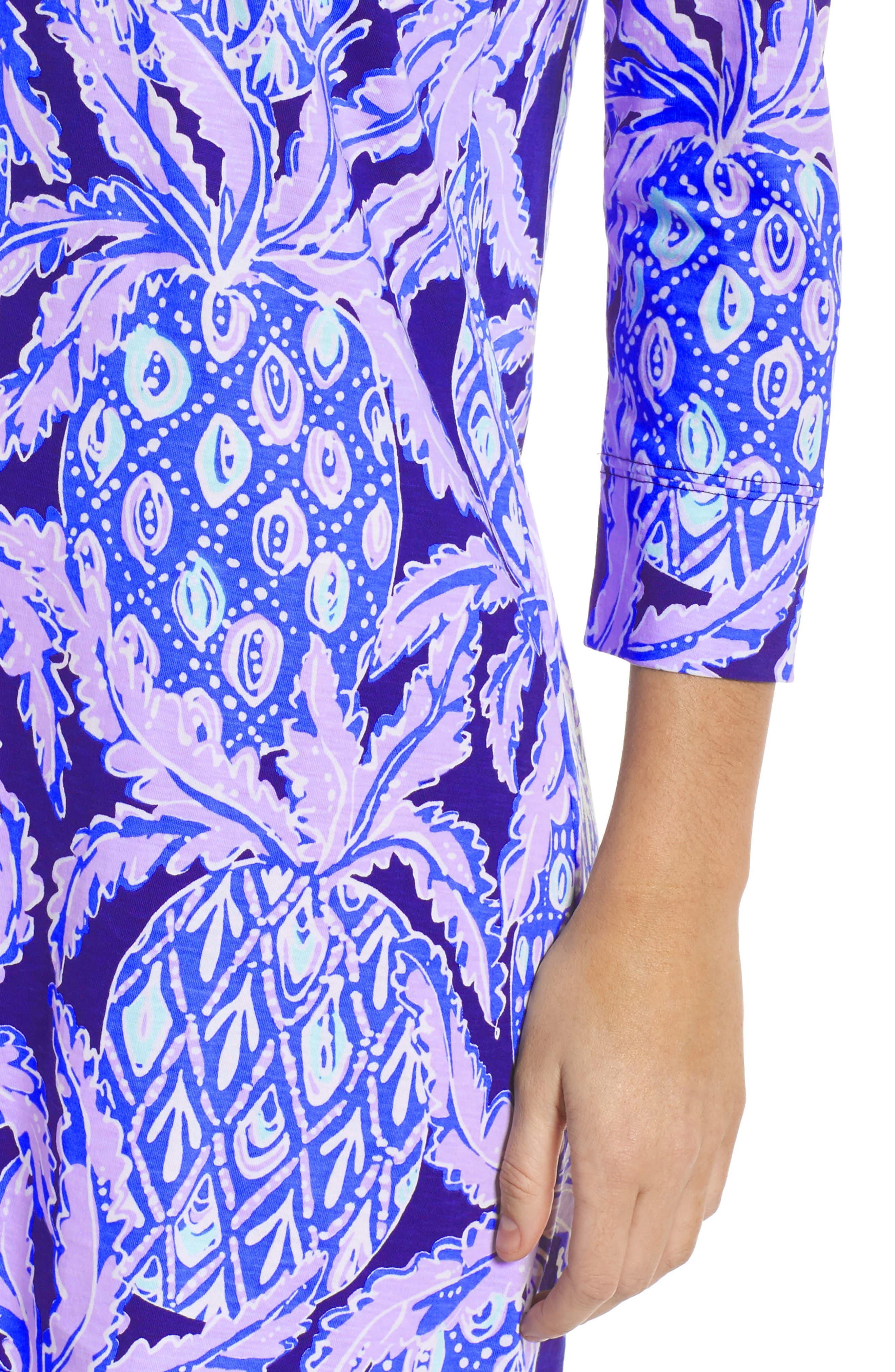 Marlowe Shift Dress,                             Alternate thumbnail 4, color,                             550