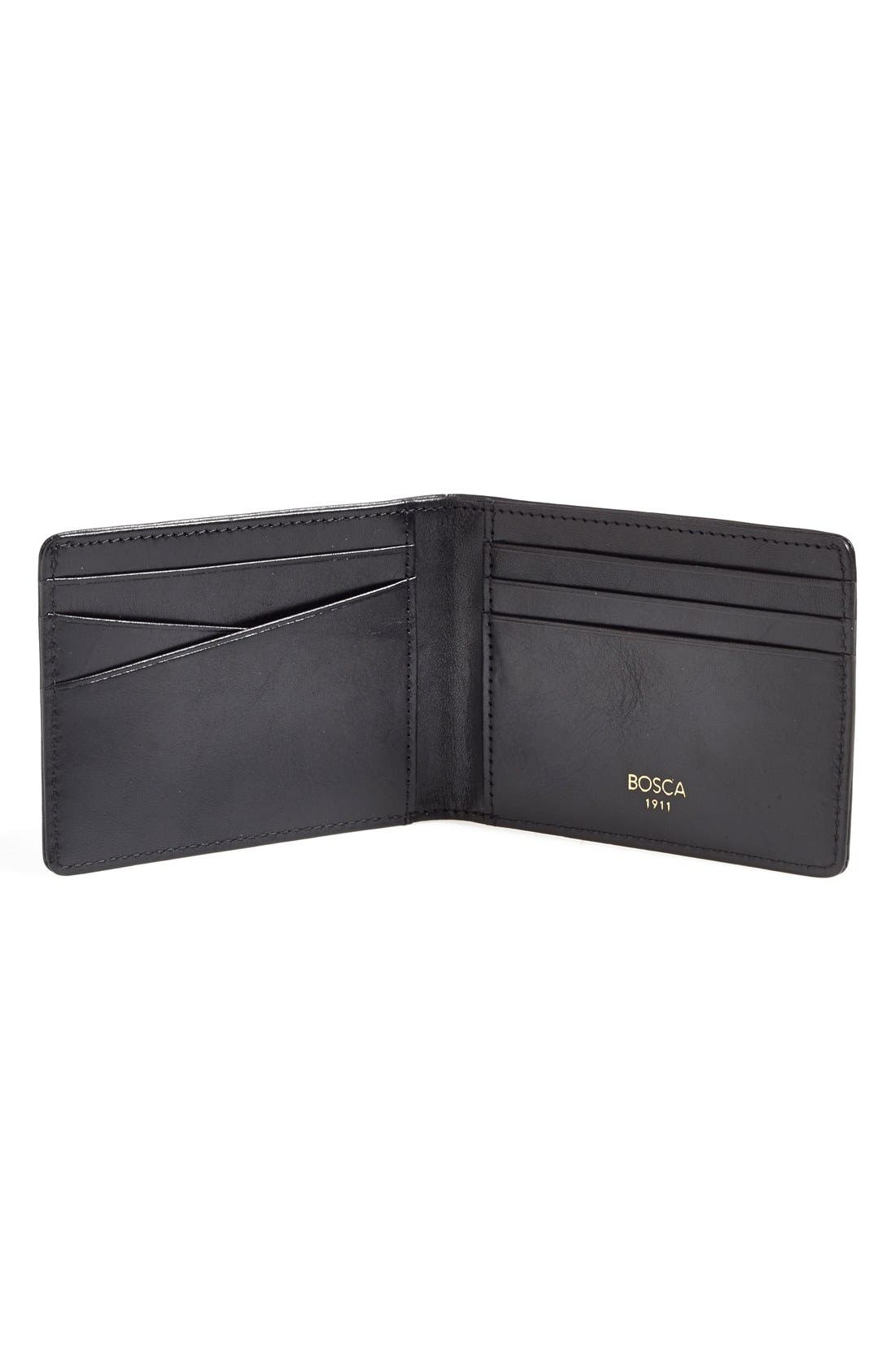 Small Bifold Wallet,                             Alternate thumbnail 13, color,