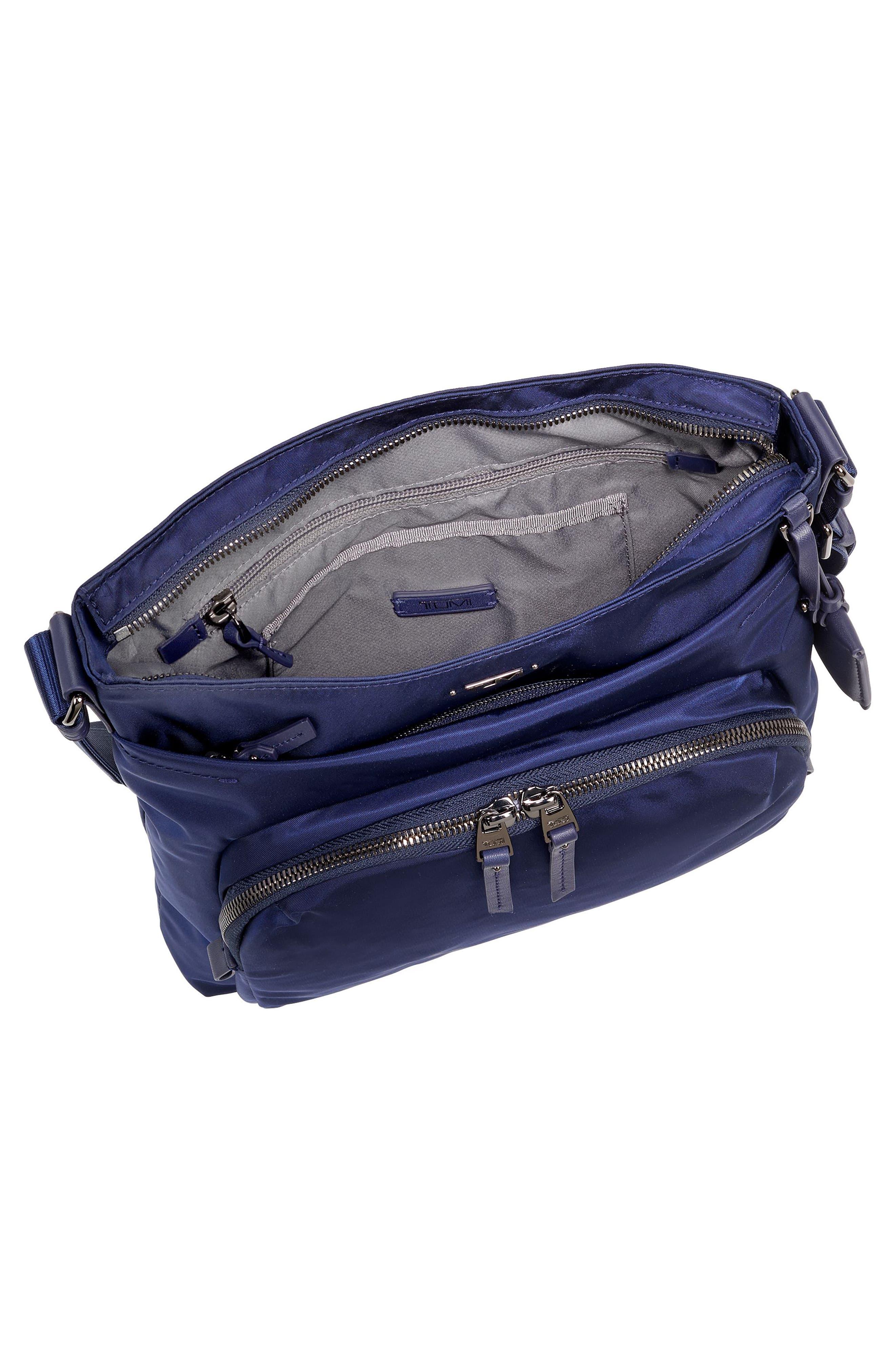 Voyageur - Capri Nylon Crossbody Bag,                             Alternate thumbnail 58, color,