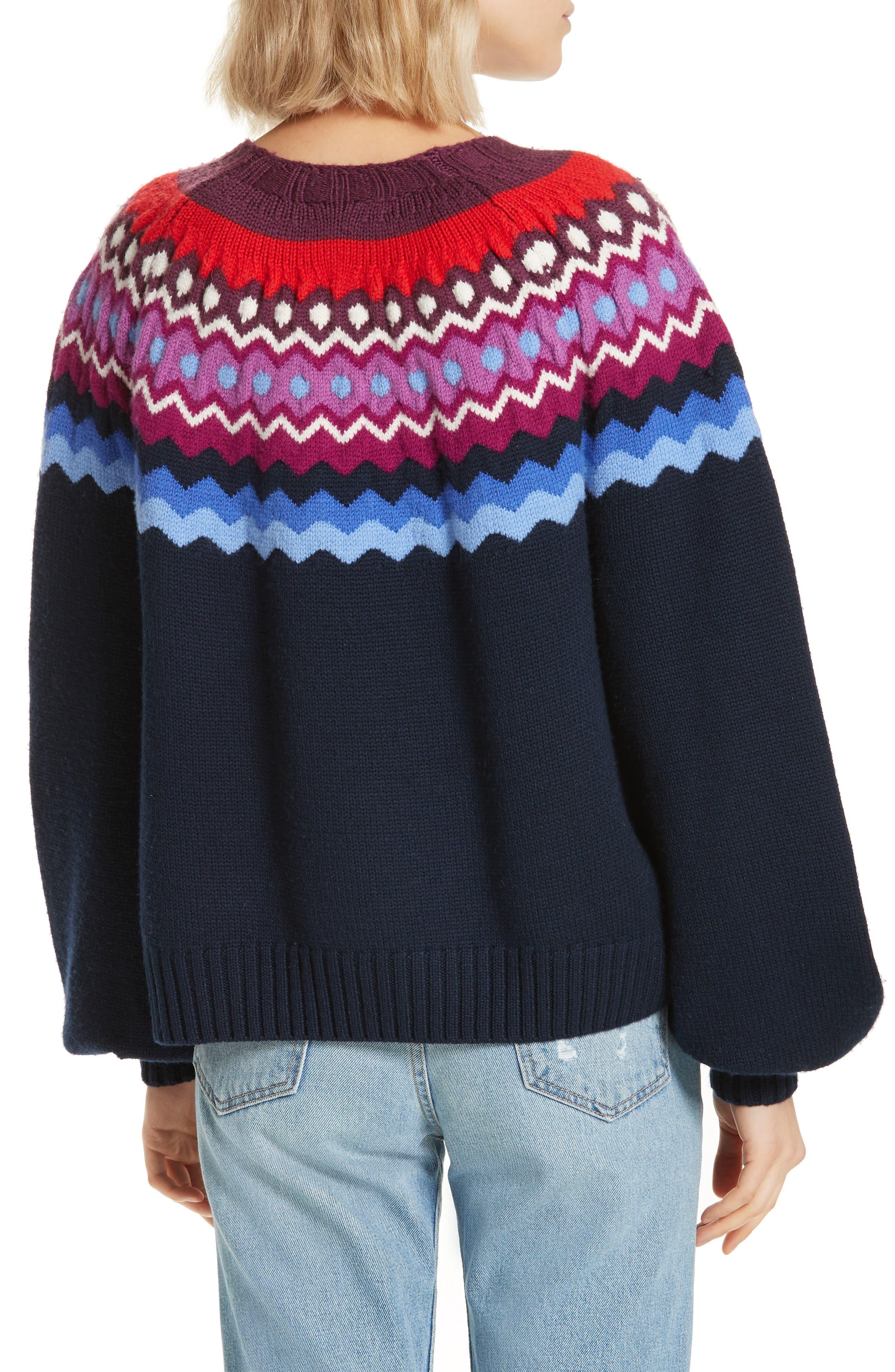 JOIE,                             Karenya Sweater,                             Alternate thumbnail 2, color,                             410