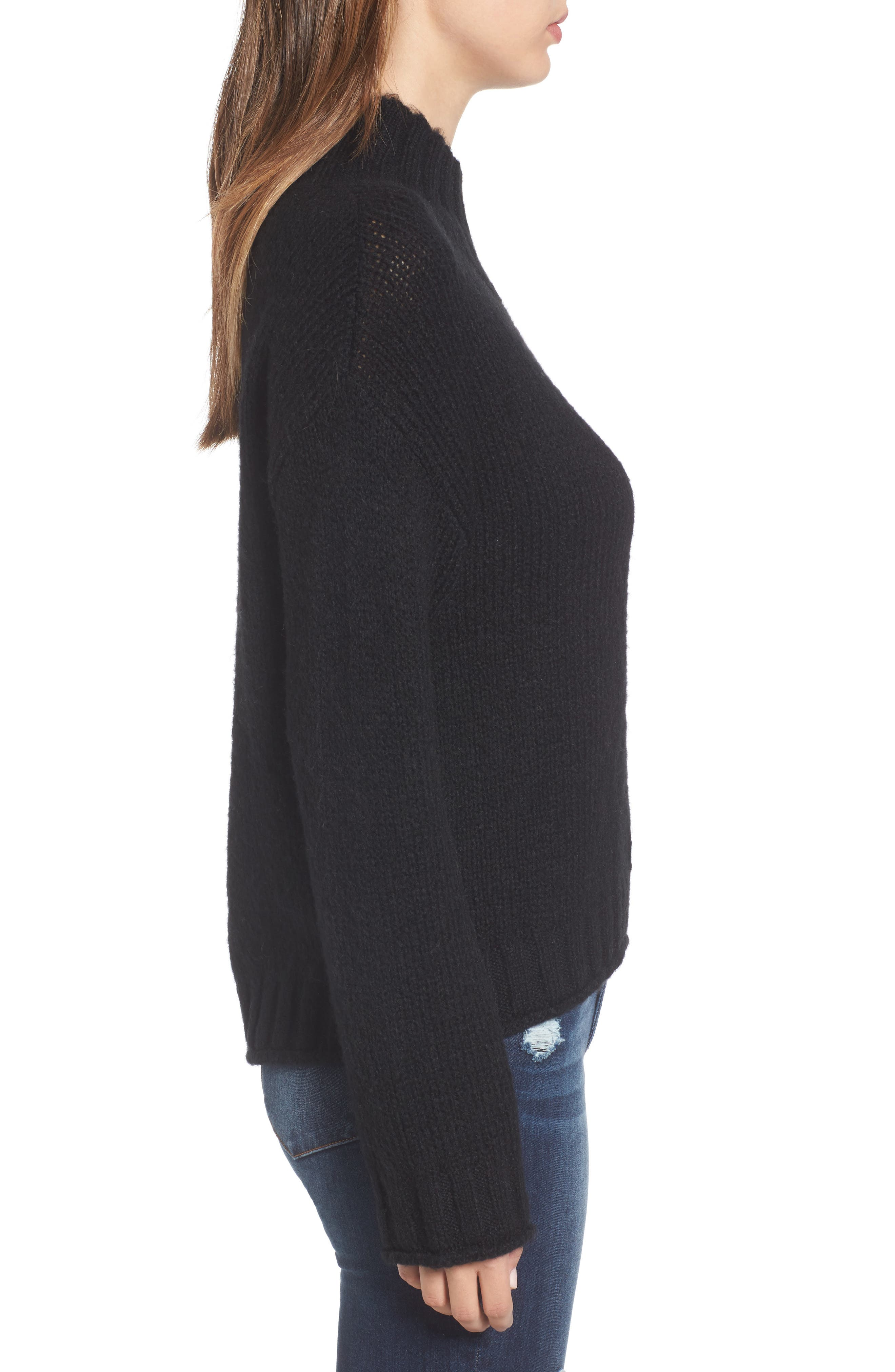 Cozy Mock Neck Sweater,                             Alternate thumbnail 17, color,