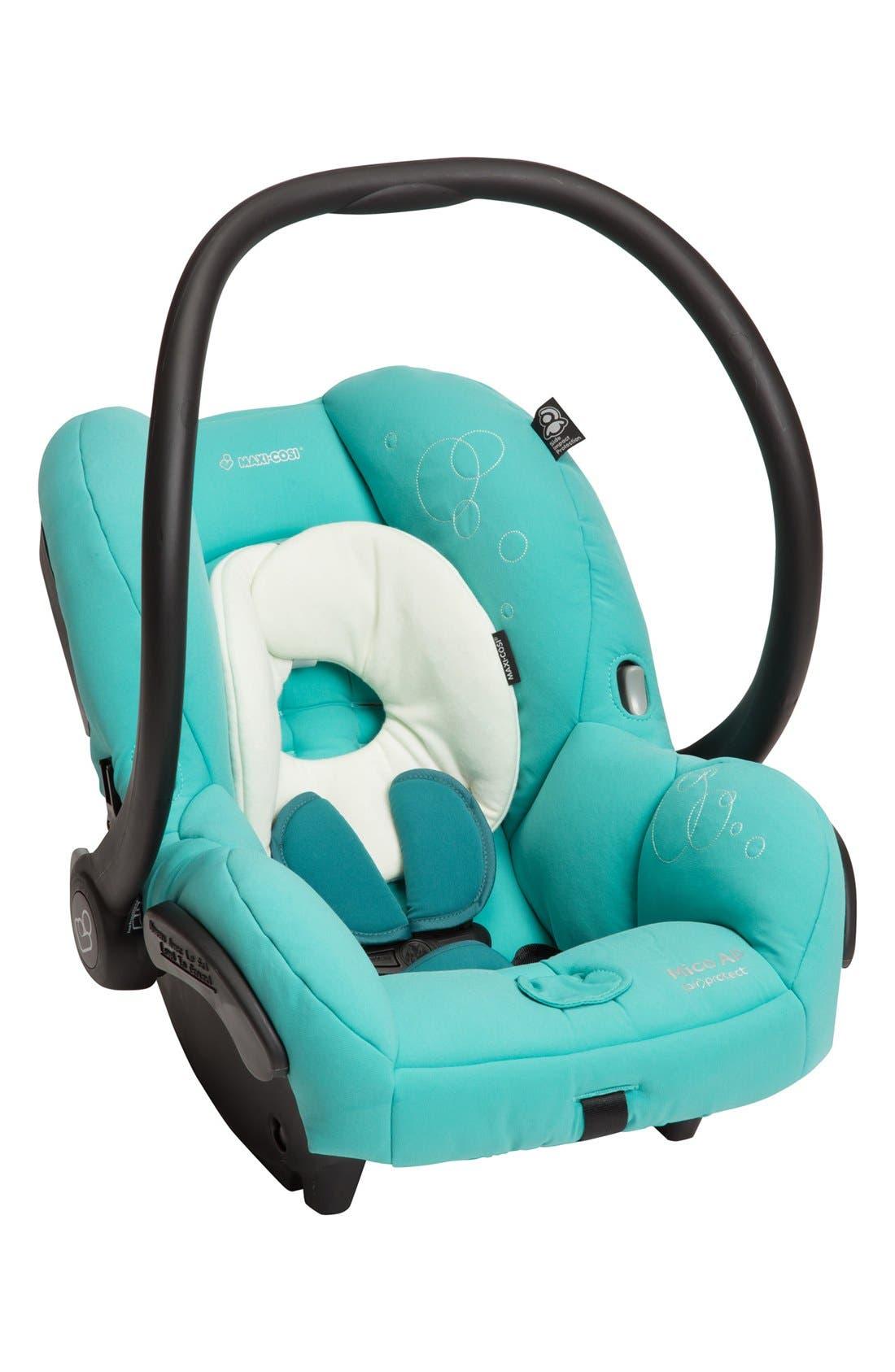 Mico AP Infant Car Seat & Base,                             Alternate thumbnail 11, color,