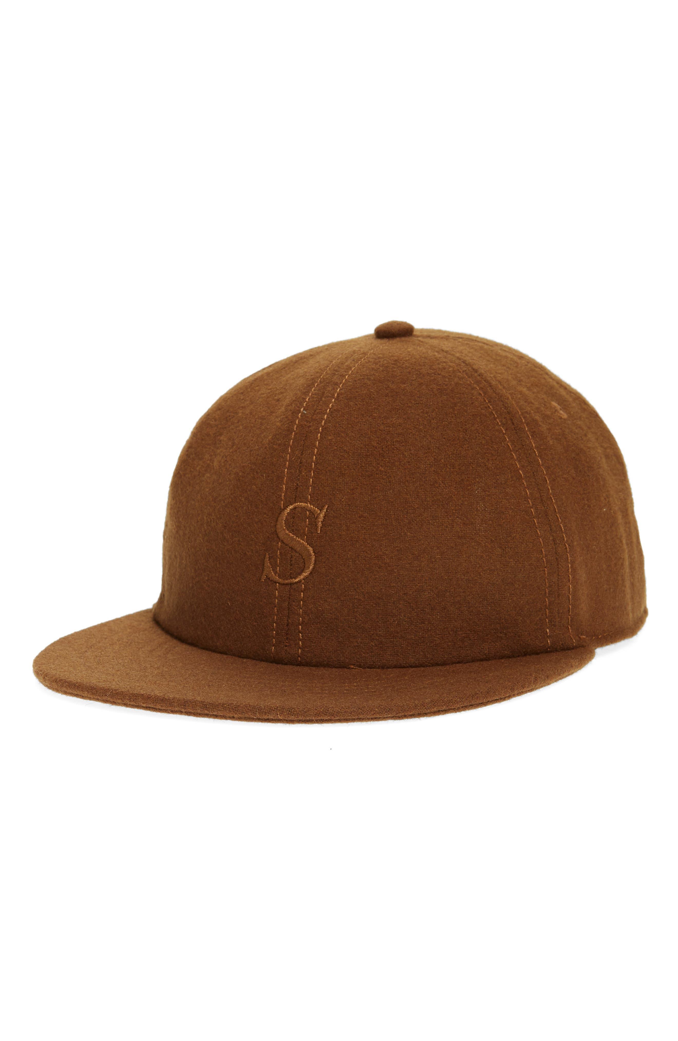 SATURDAYS NYC,                             Rich S Snapback Baseball Cap,                             Main thumbnail 1, color,                             200