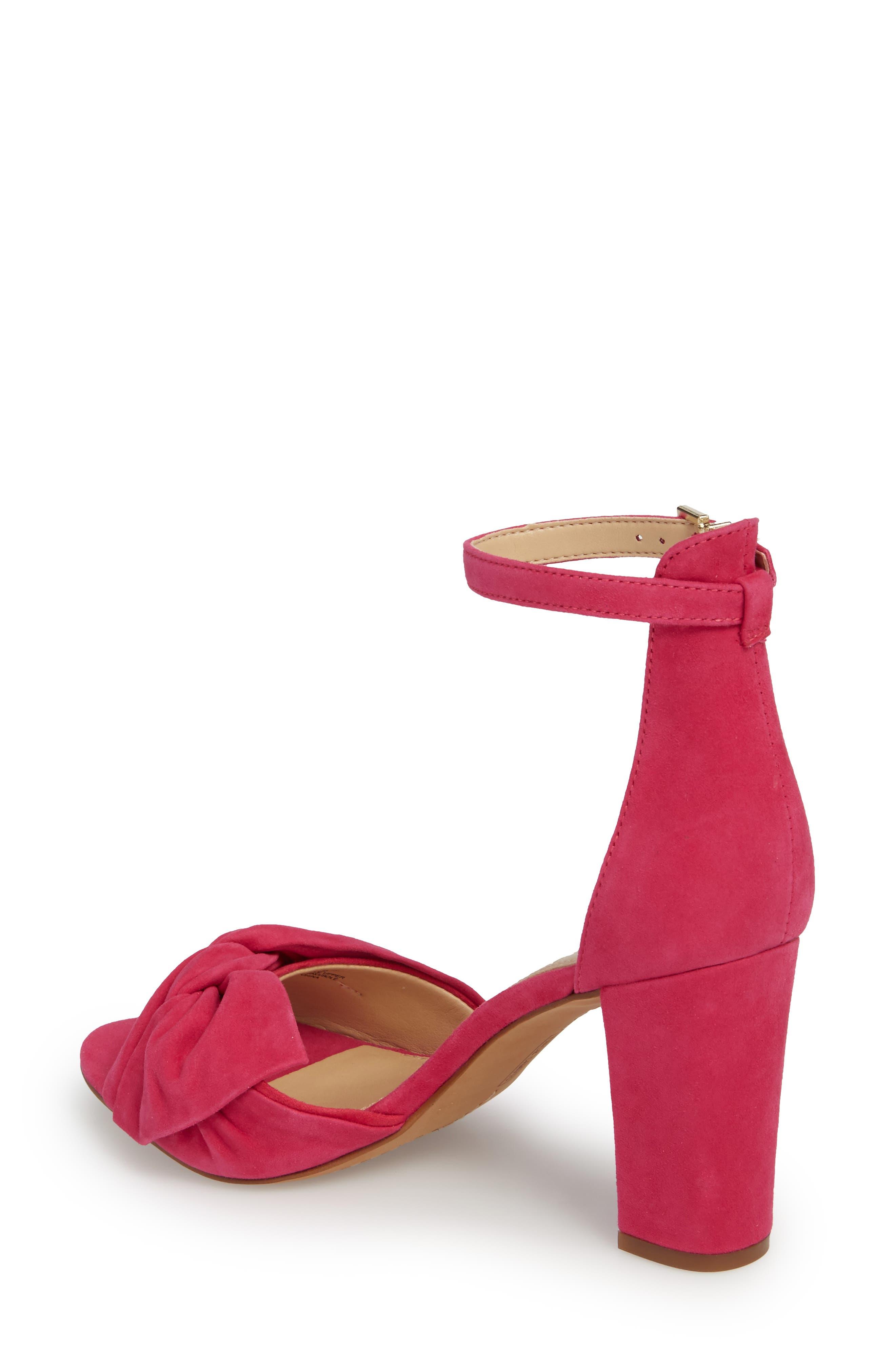 Carrelen Block Heel Sandal,                             Alternate thumbnail 8, color,