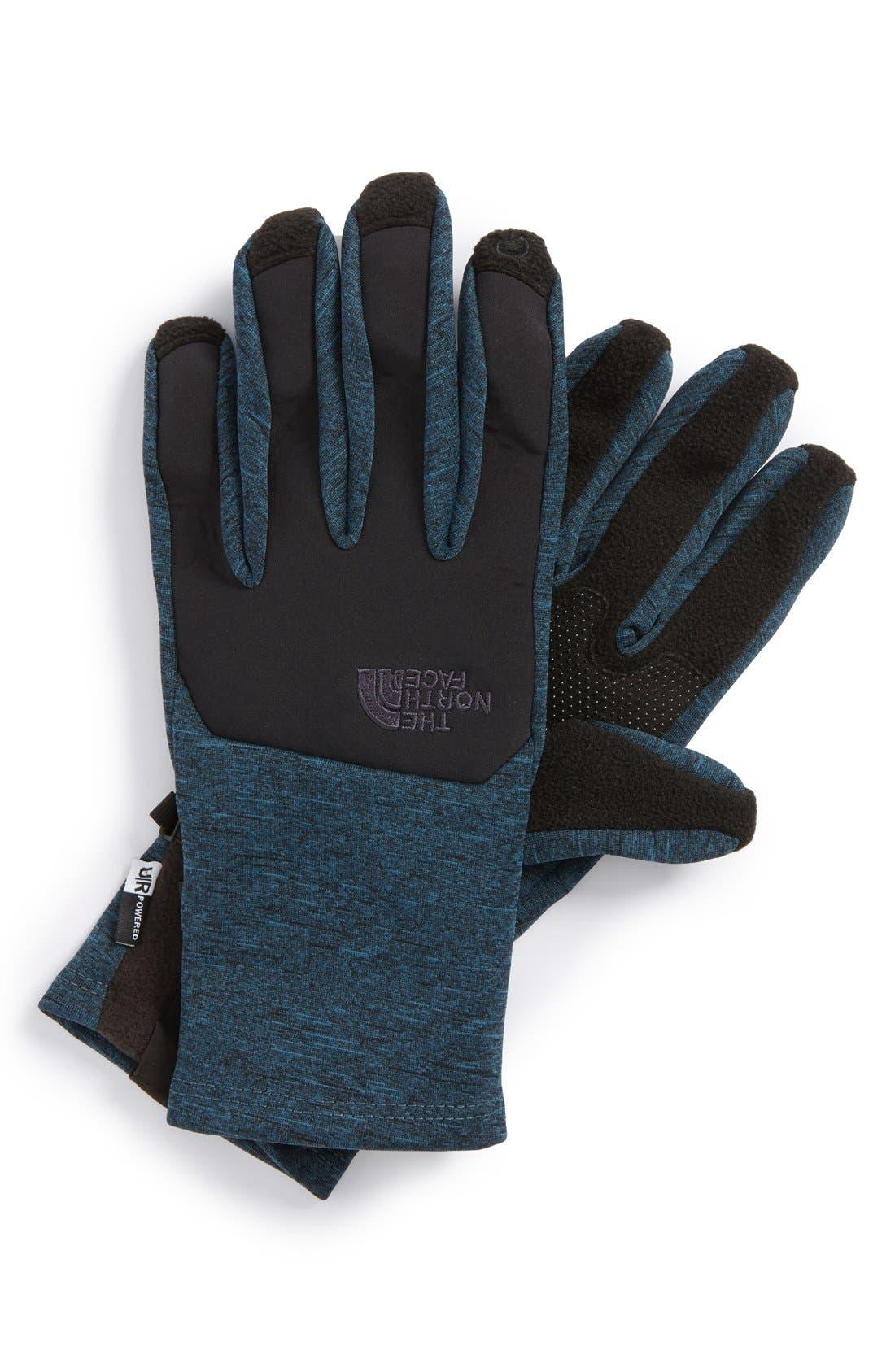 'Canyonwall' Etip Gloves,                             Main thumbnail 6, color,