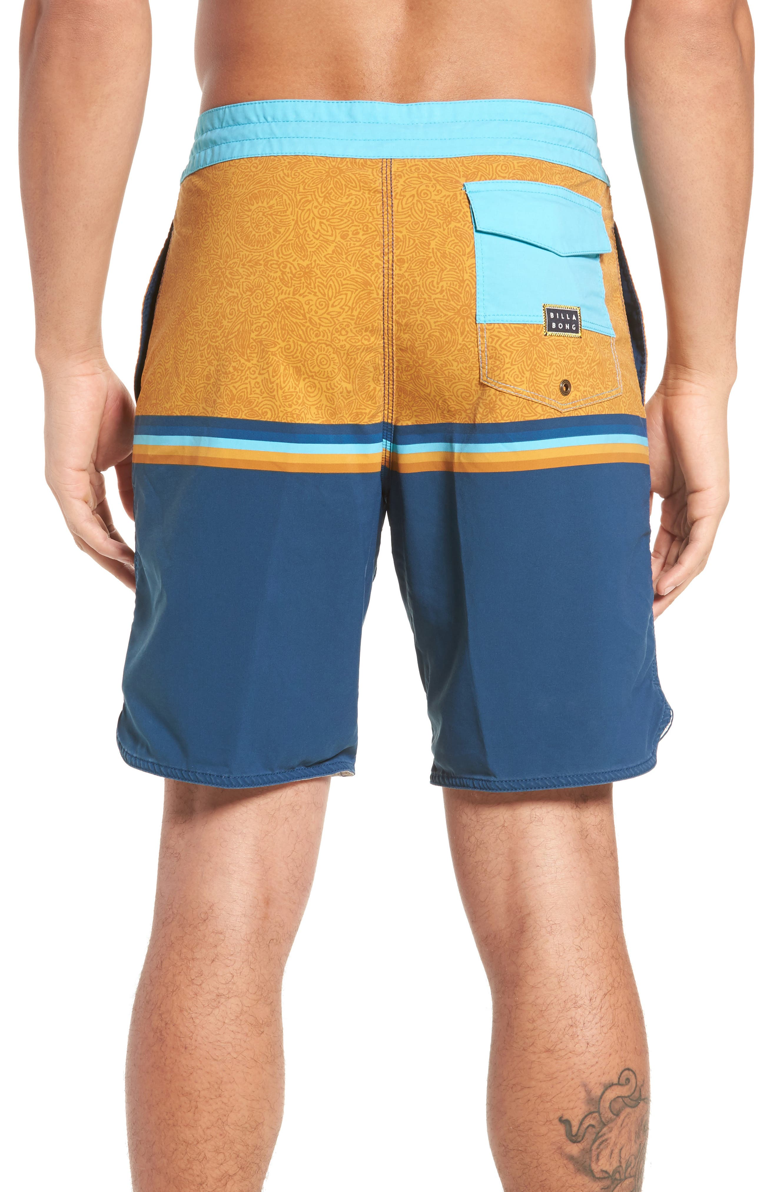 Fifty50 Low Tide Swim Trunks,                             Alternate thumbnail 9, color,