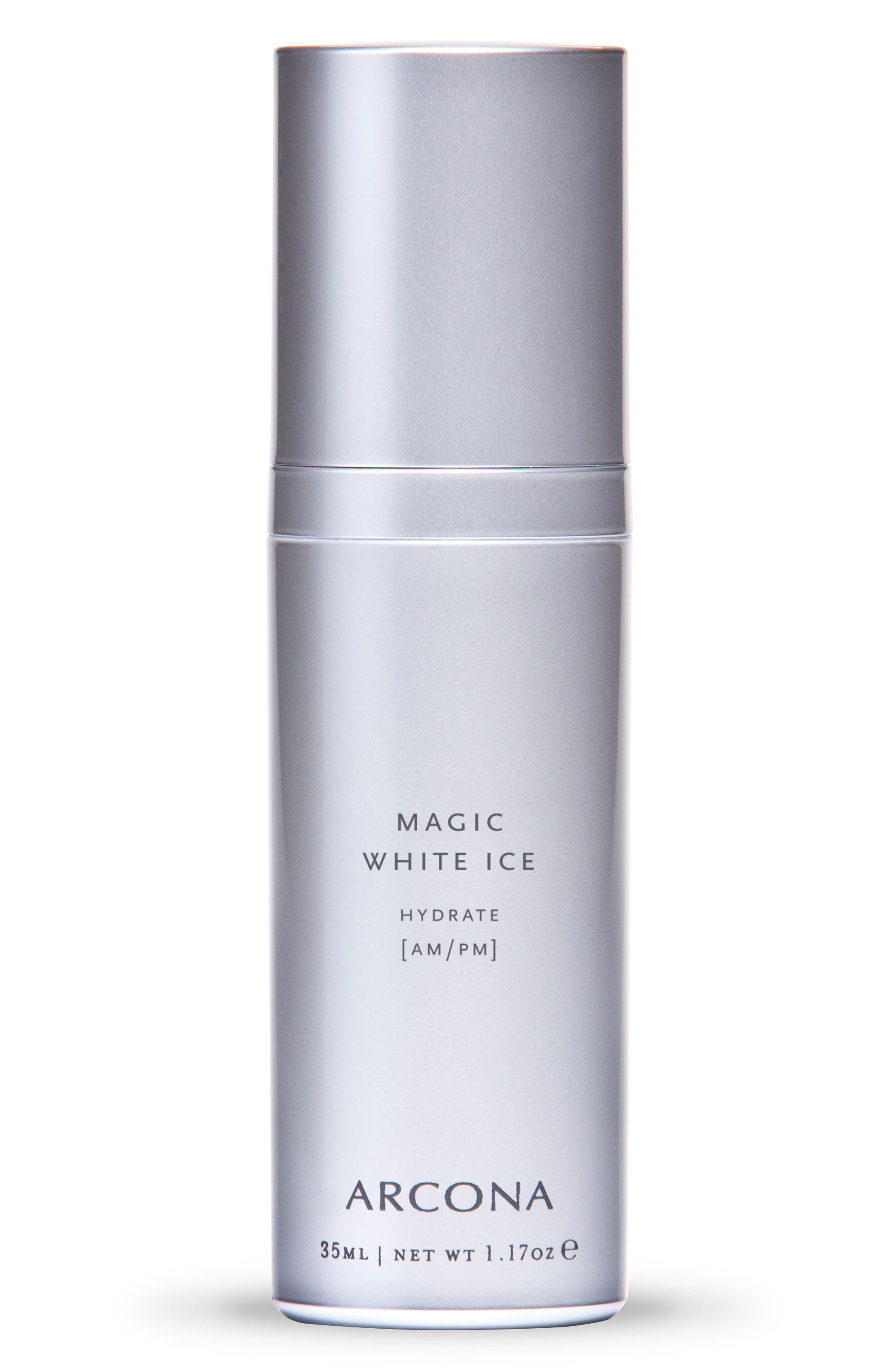 Magic White Ice Daily Hydrating Gel,                         Main,                         color, NO COLOR
