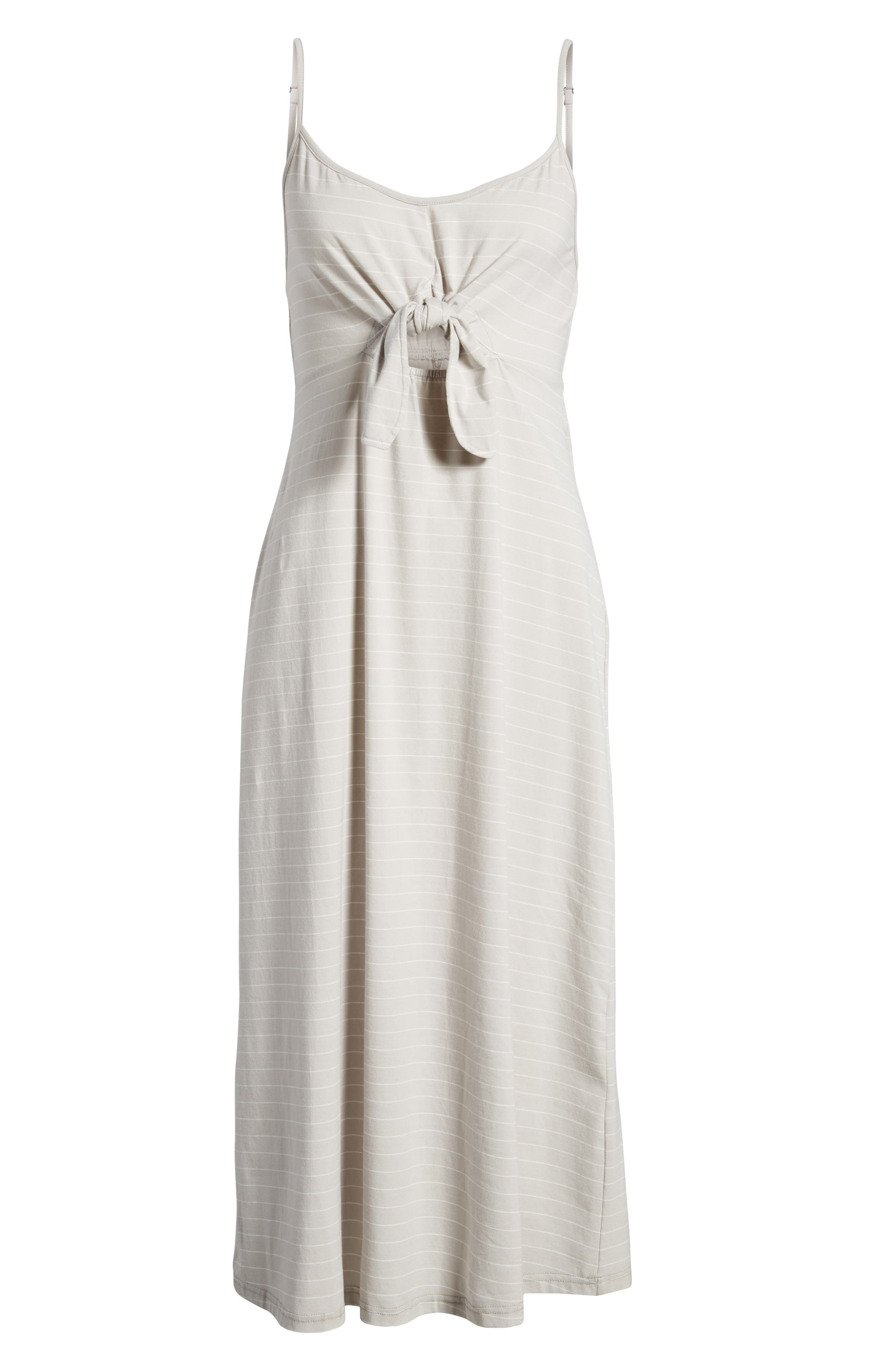 Suzanne Knot Front Dress,                             Alternate thumbnail 14, color,