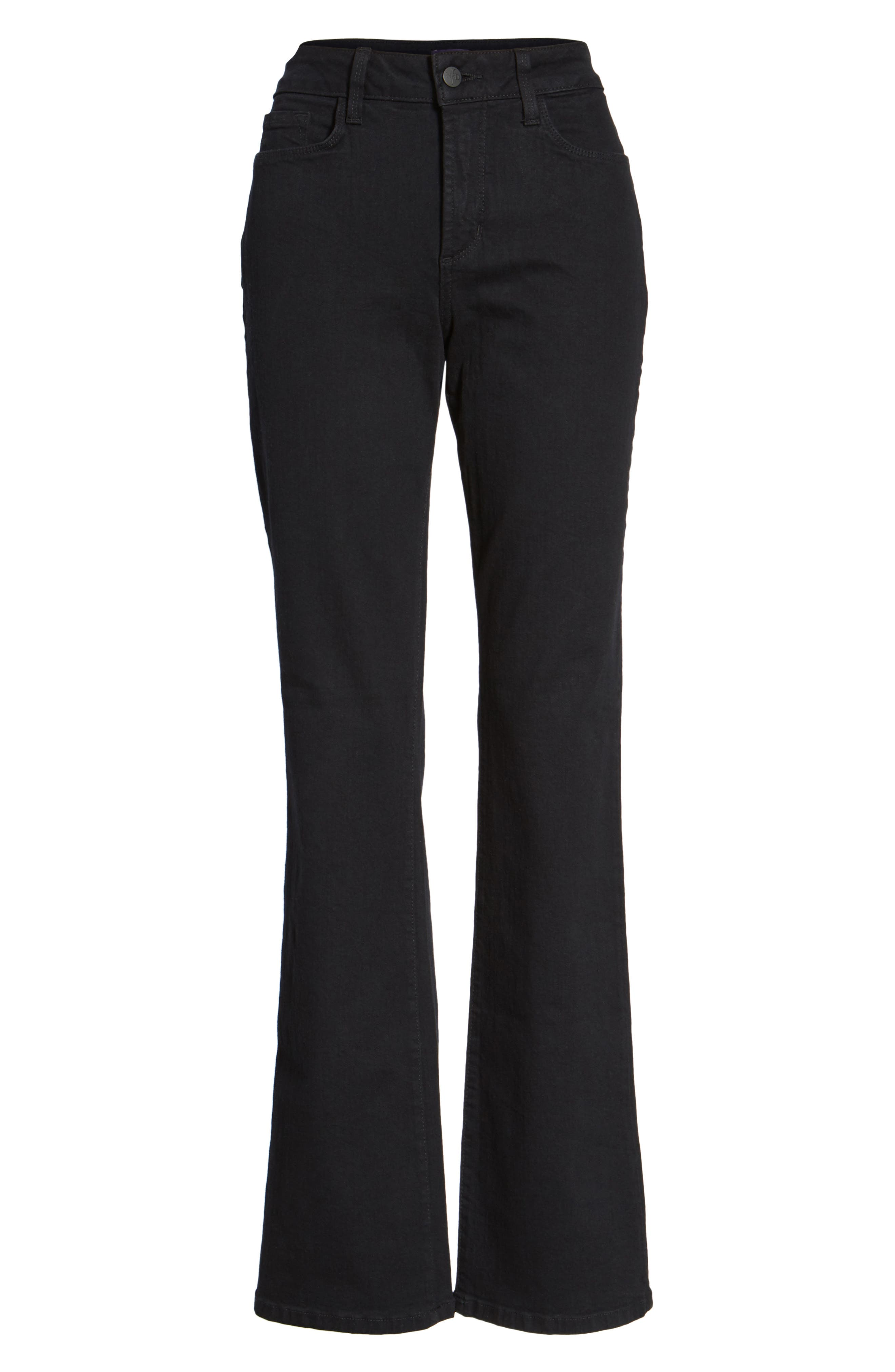 Barbara Stretch Bootcut Jeans,                         Main,                         color, 001
