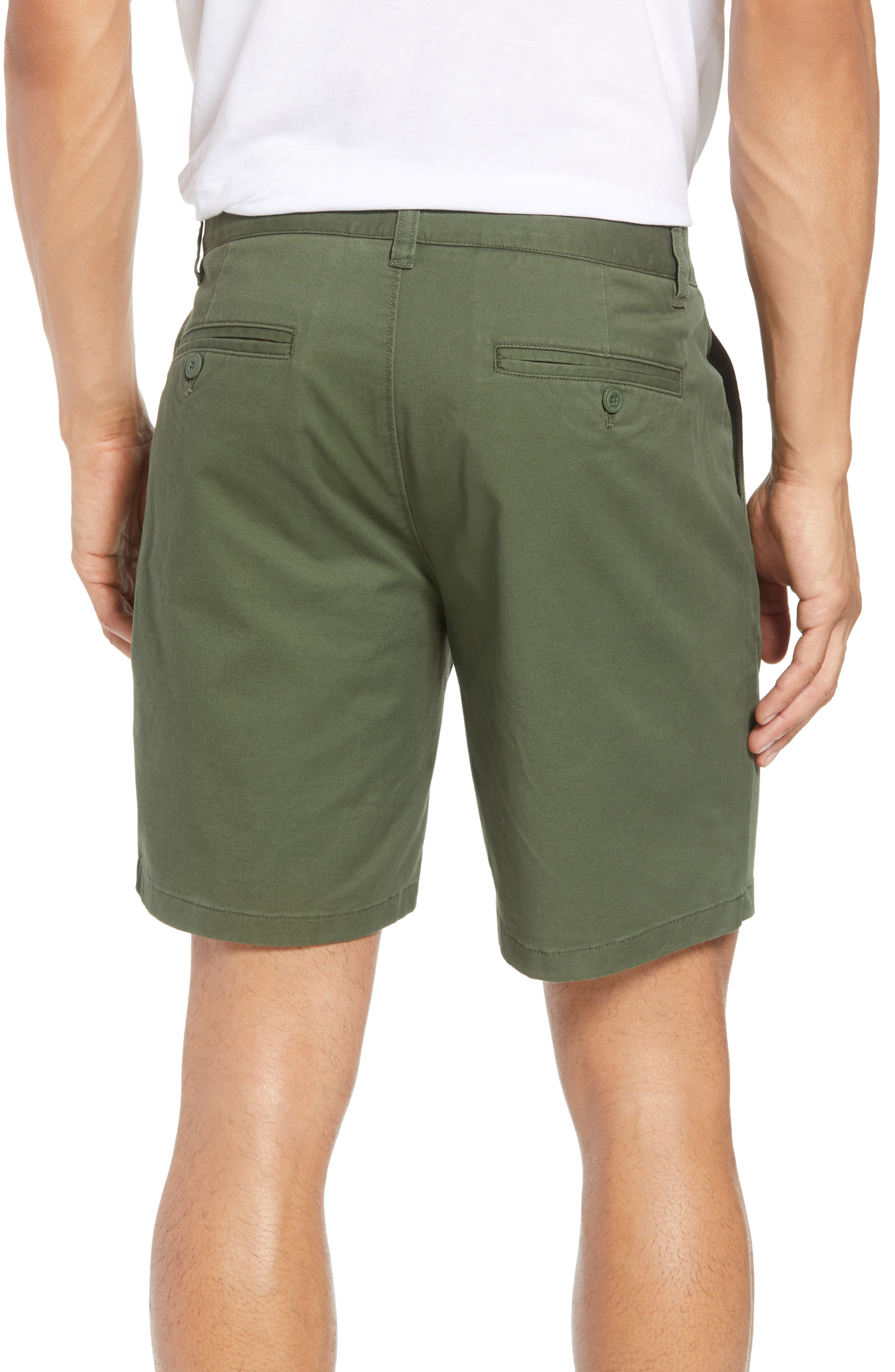 Stretch Washed Chino 7-Inch Shorts,                             Alternate thumbnail 31, color,