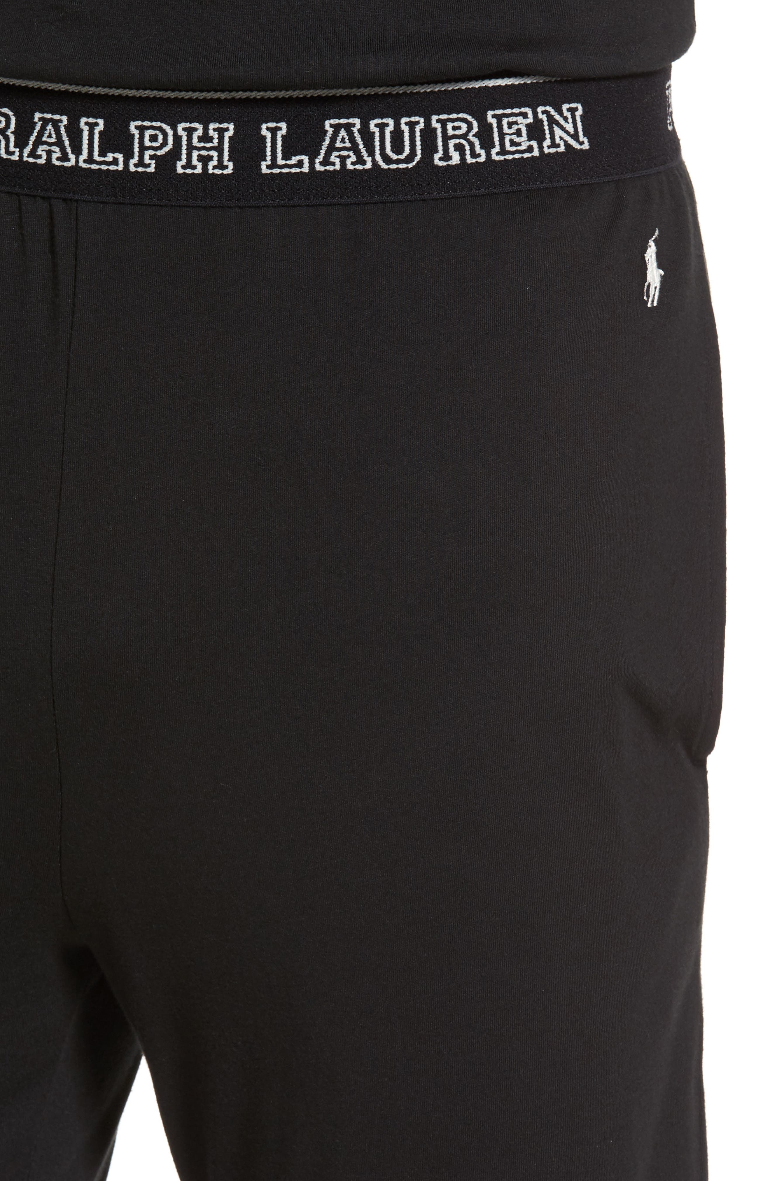 Cotton Jogger Lounge Pants,                             Alternate thumbnail 4, color,                             013
