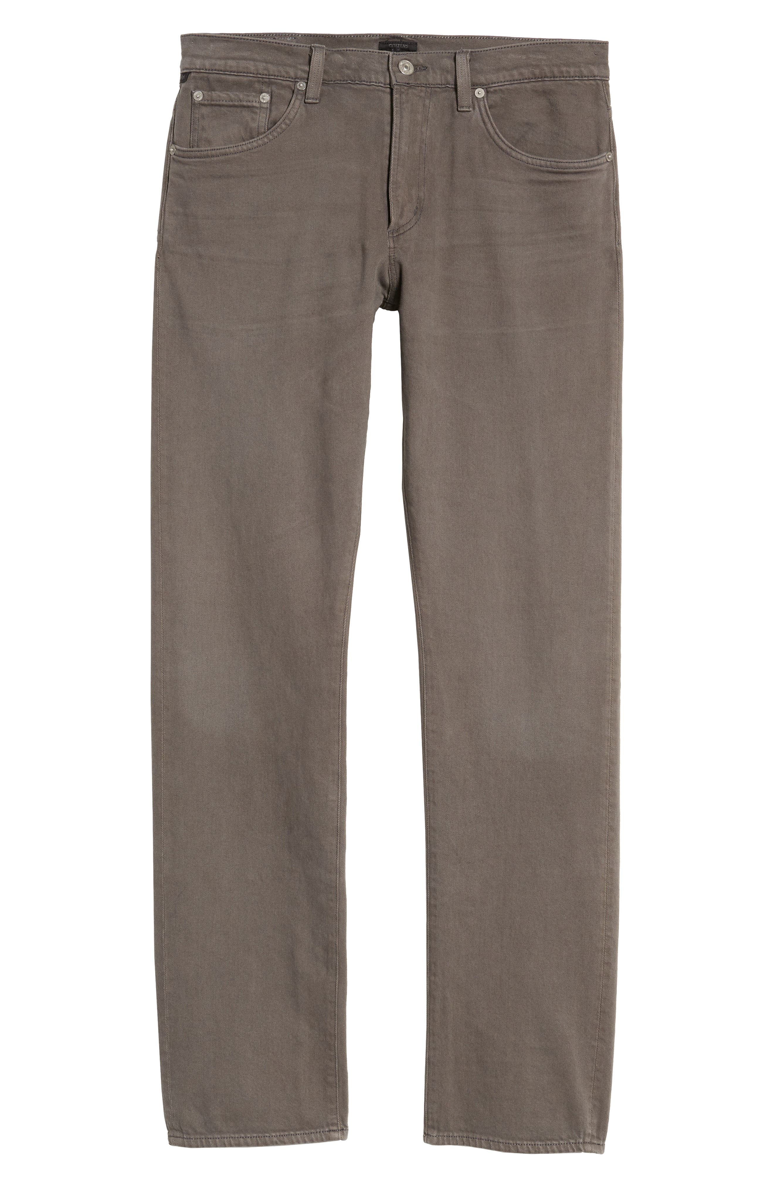CITIZENS OF HUMANITY,                             Core Slim Fit Jeans,                             Alternate thumbnail 6, color,                             FALLBROOK