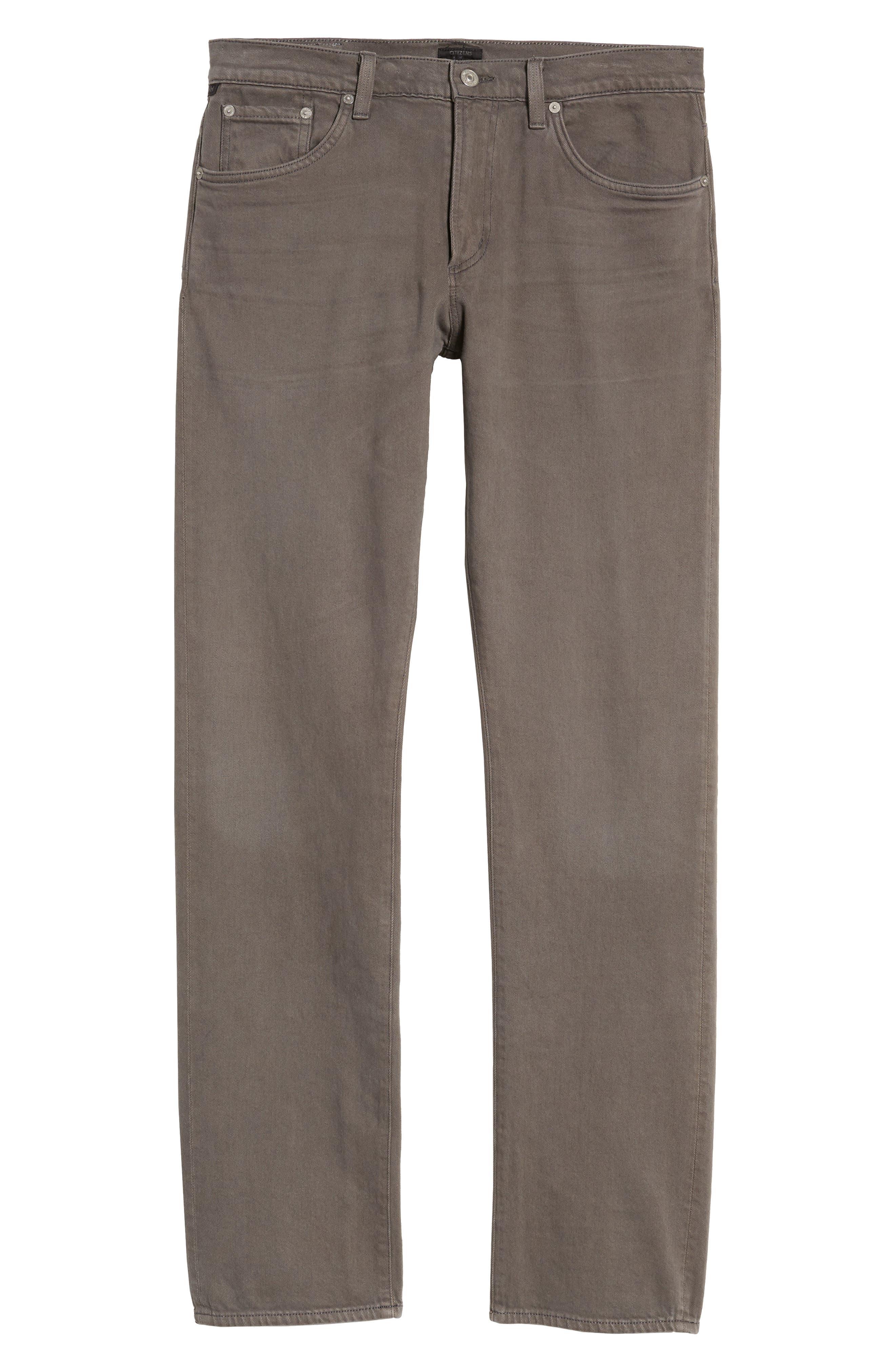 Core Slim Fit Jeans,                             Alternate thumbnail 6, color,                             FALLBROOK