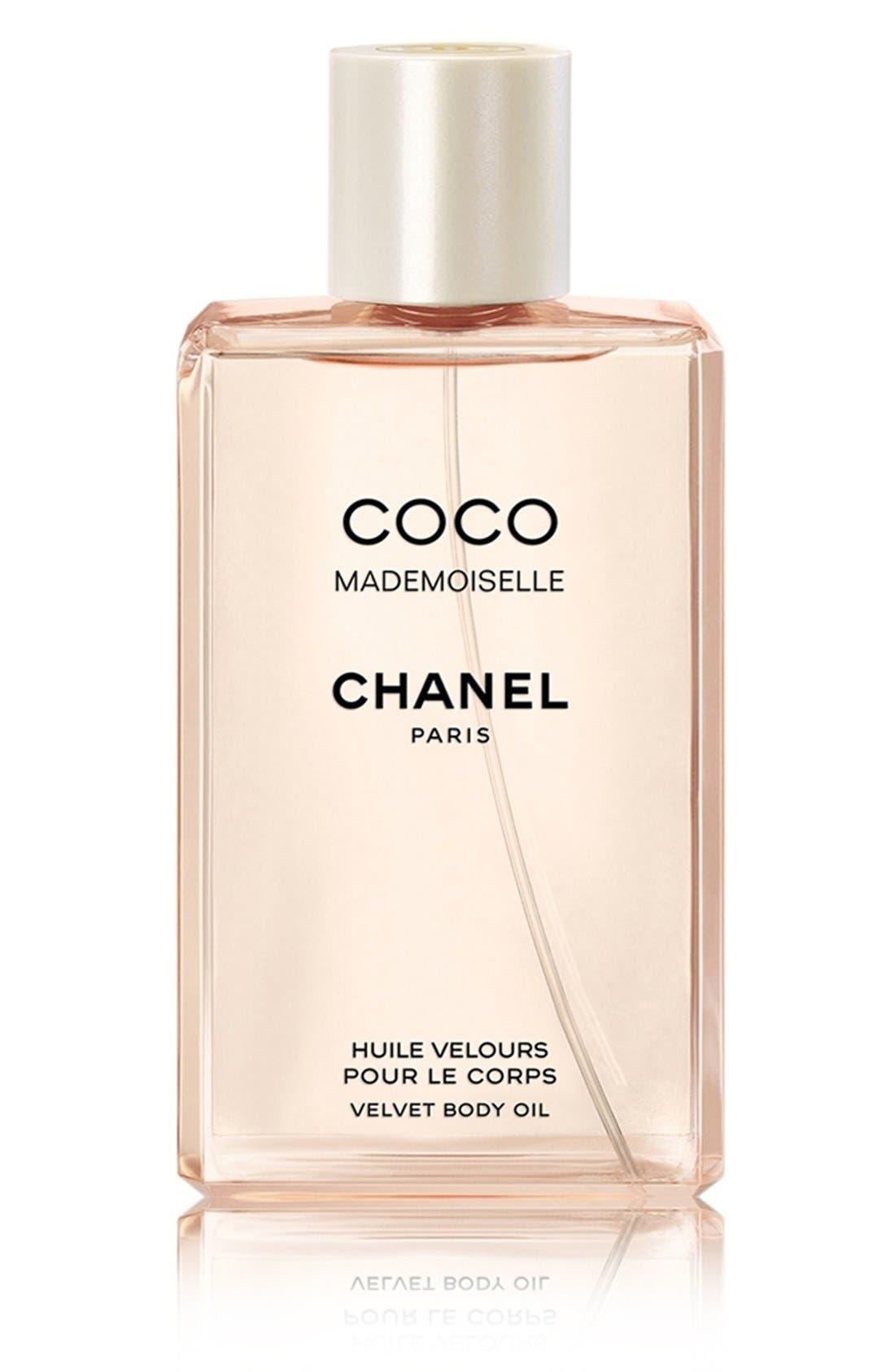 COCO MADEMOISELLE<br />Velvet Body Oil Spray,                         Main,                         color, NO COLOR