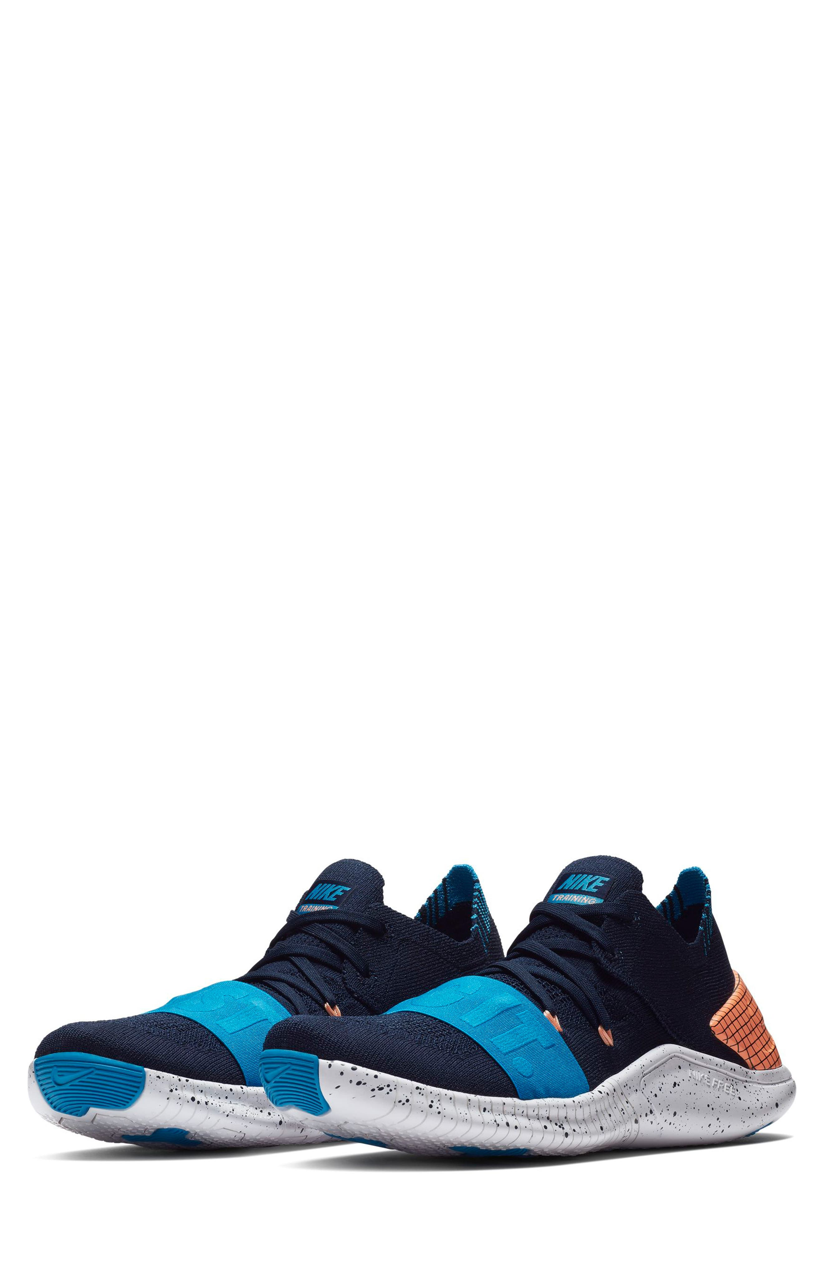 Free TR Flyknit 3 NEO Training Shoe,                             Main thumbnail 1, color,                             408