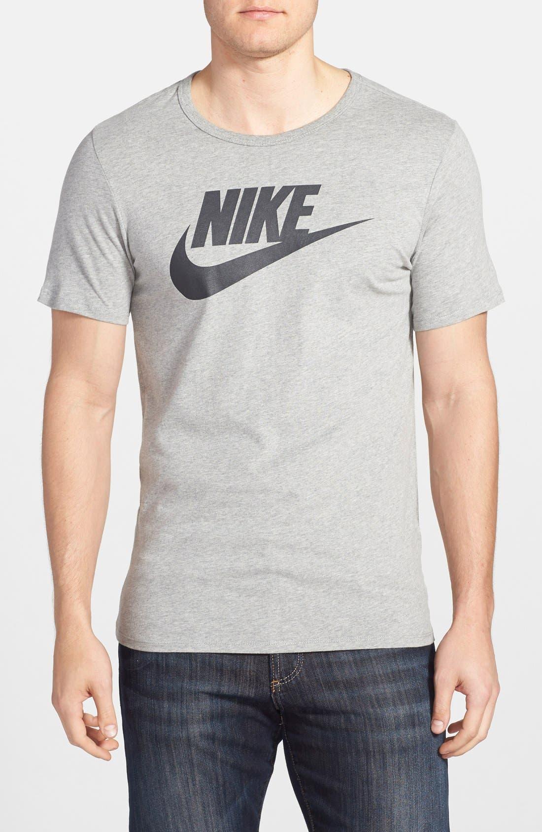 'Tee-Futura Icon' Graphic T-Shirt,                             Main thumbnail 11, color,