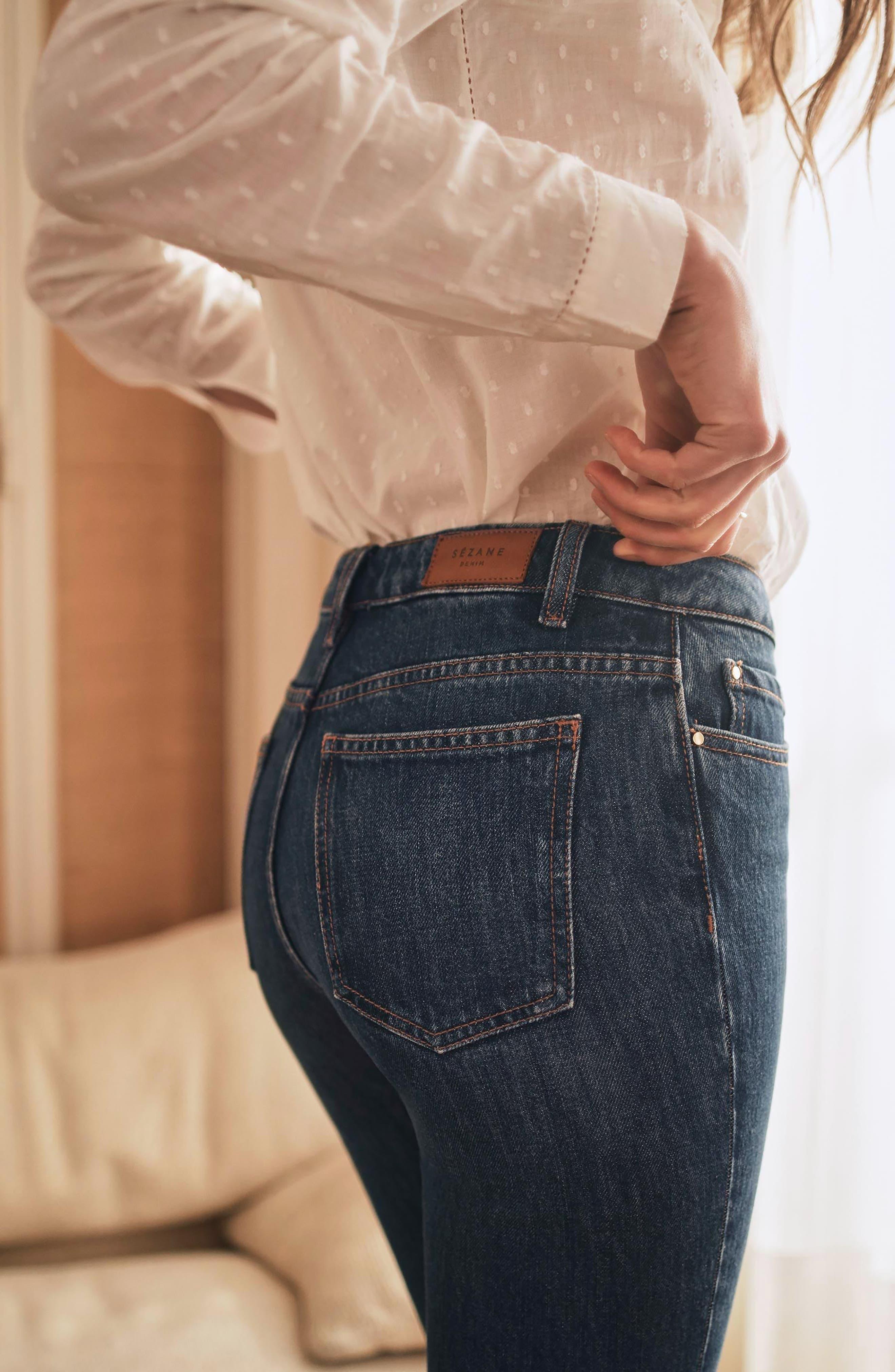 SÉZANE 1985 The Straight Jeans, Main, color, 100