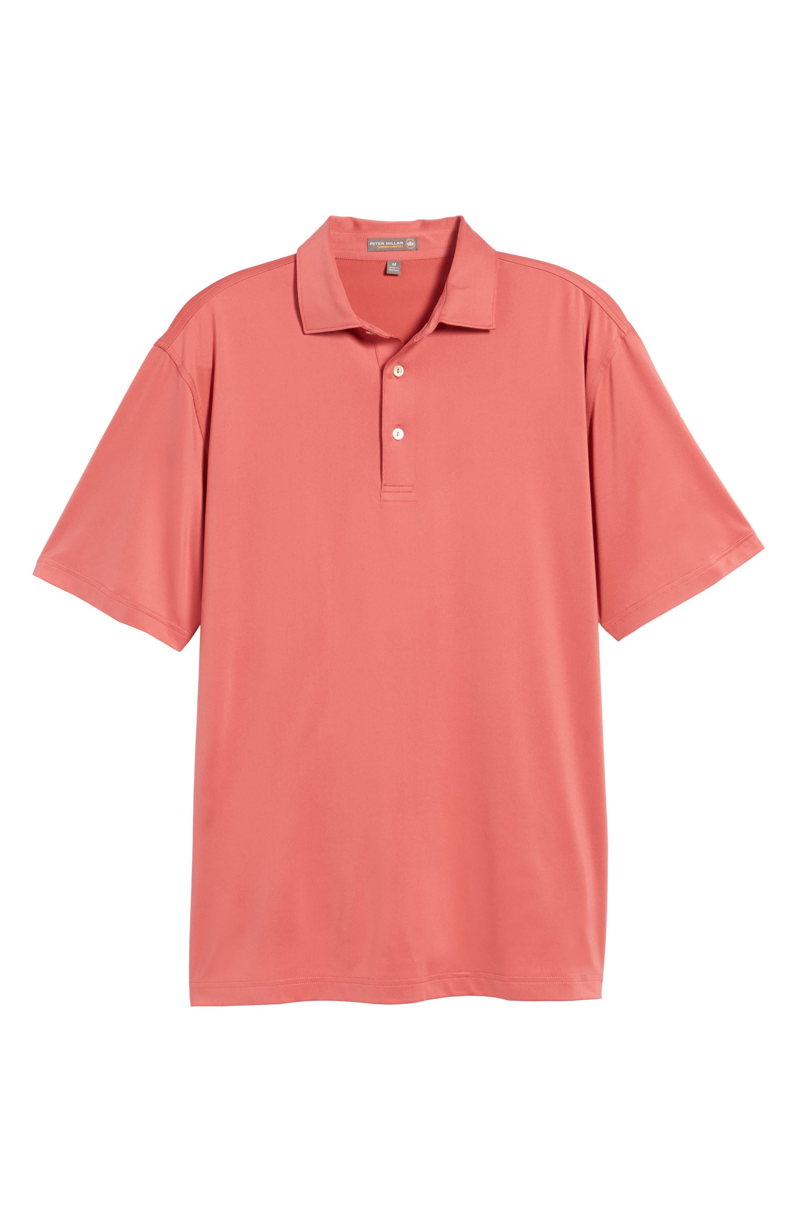 Sean Stretch Jersey Polo,                             Alternate thumbnail 6, color,                             600