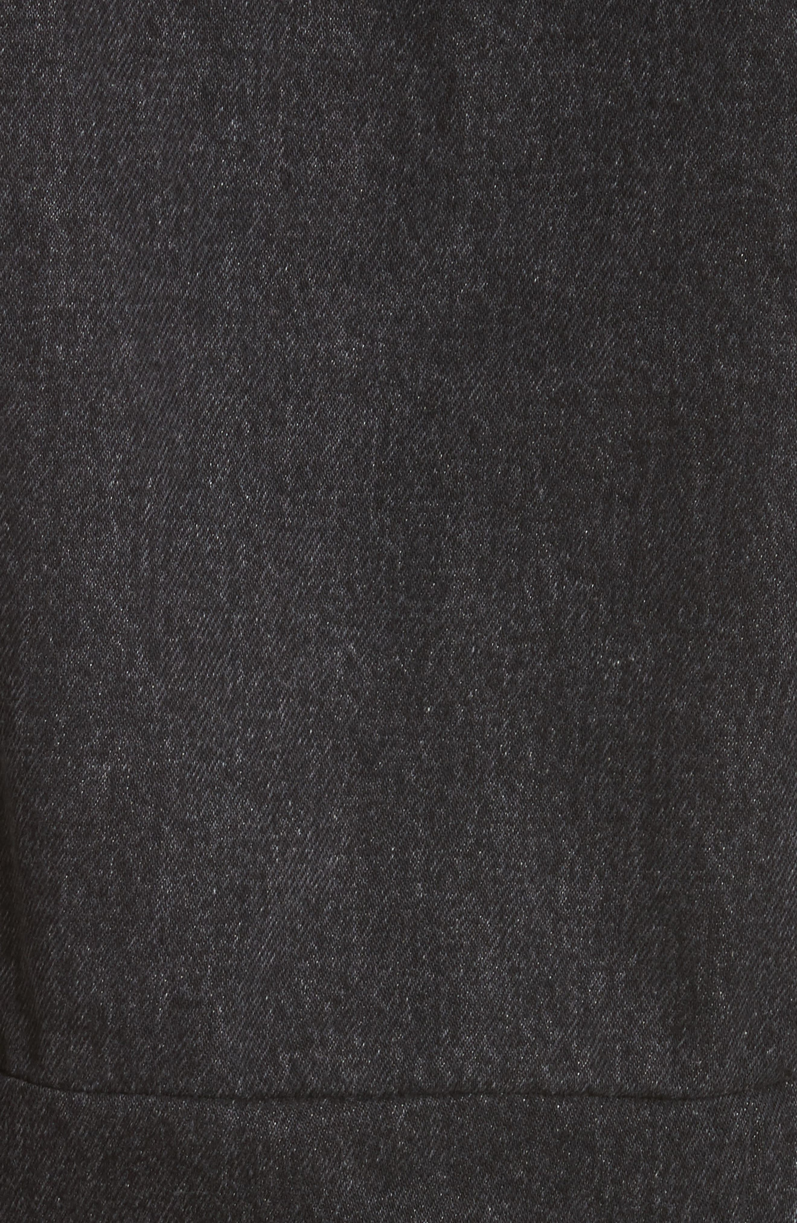 Reworked Denim Jacket,                             Alternate thumbnail 6, color,                             001