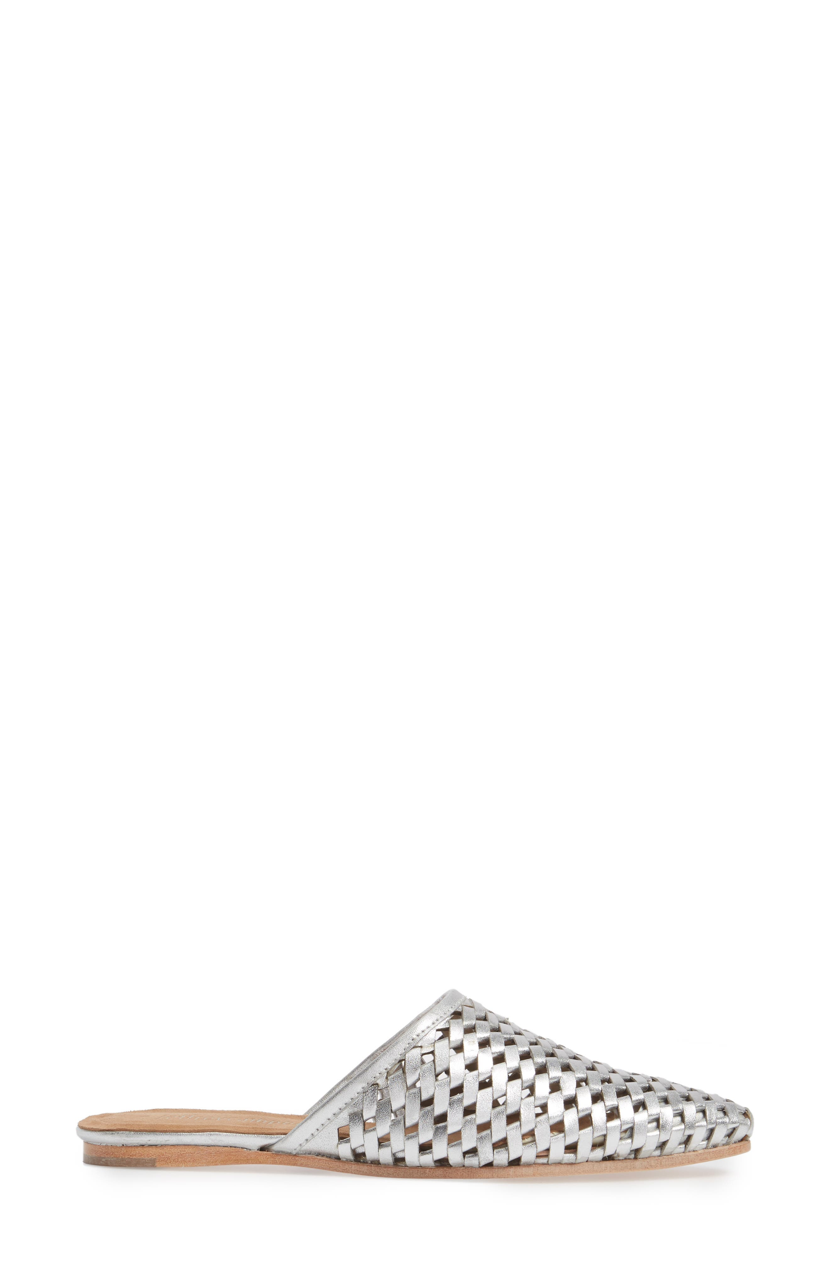 Doshi Woven Mule,                             Alternate thumbnail 3, color,                             040