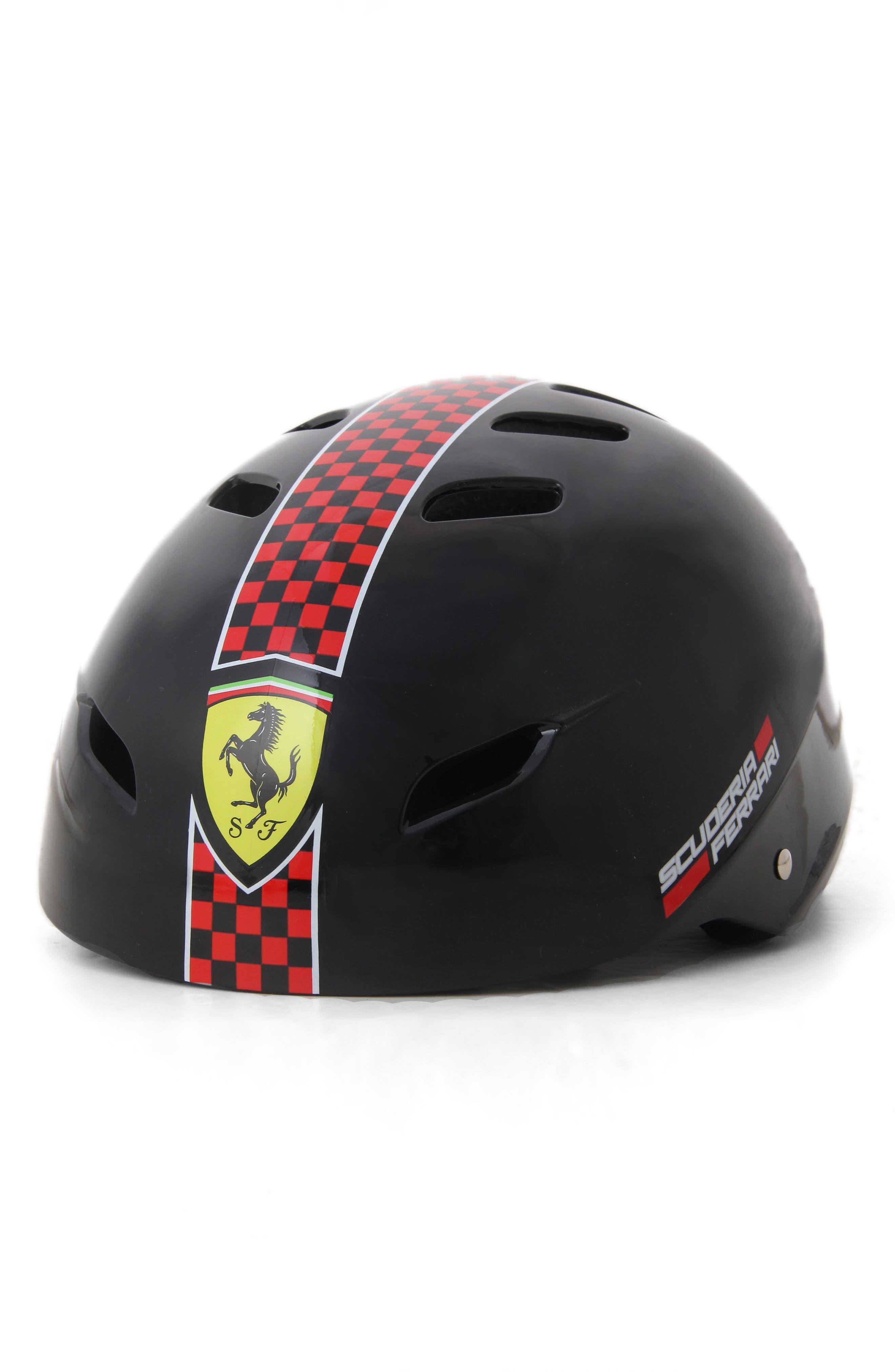 F1 Racing Helmet,                             Alternate thumbnail 2, color,                             BLACK