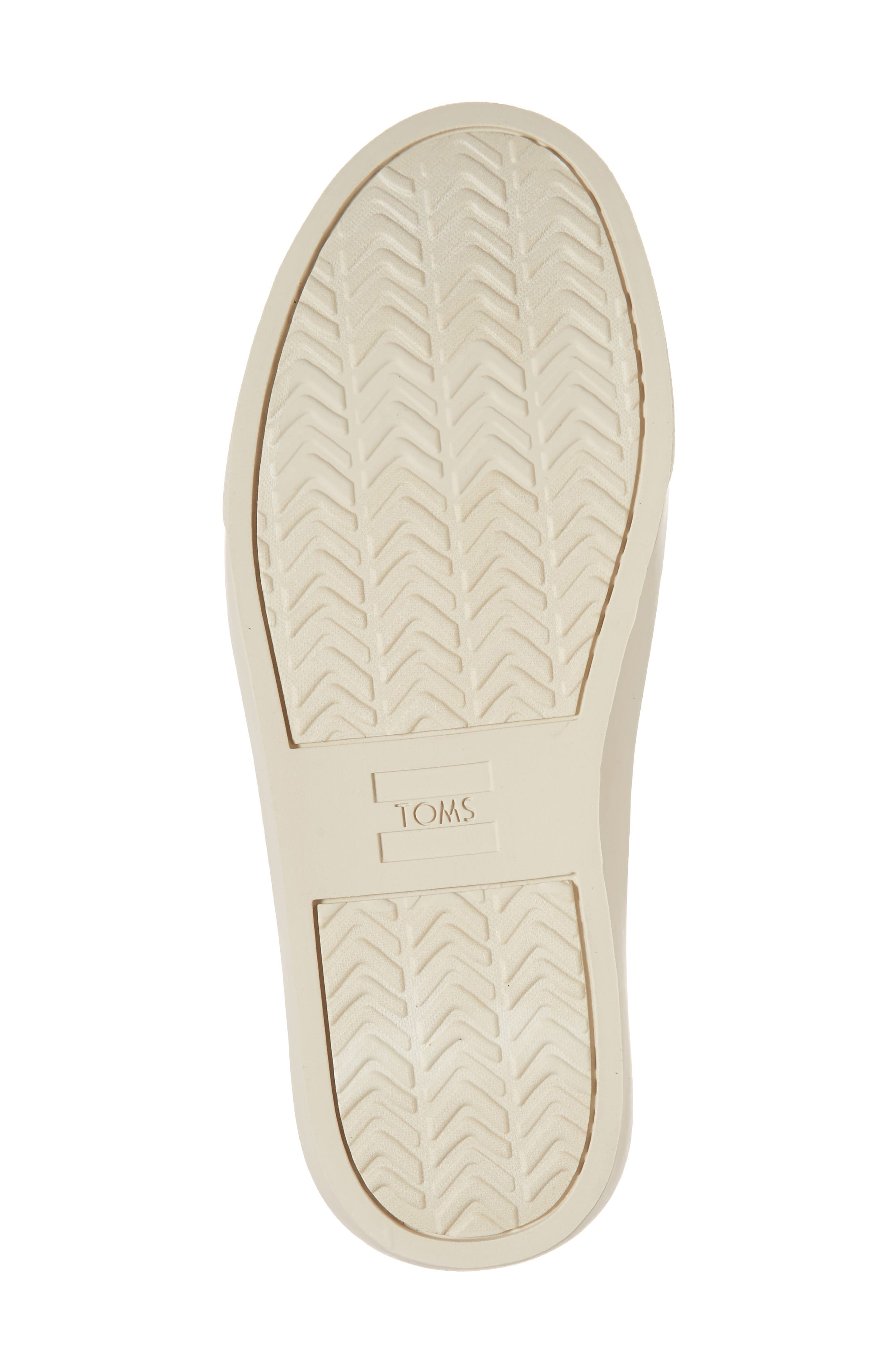 Lenny Embroidered Sneaker,                             Alternate thumbnail 6, color,                             020