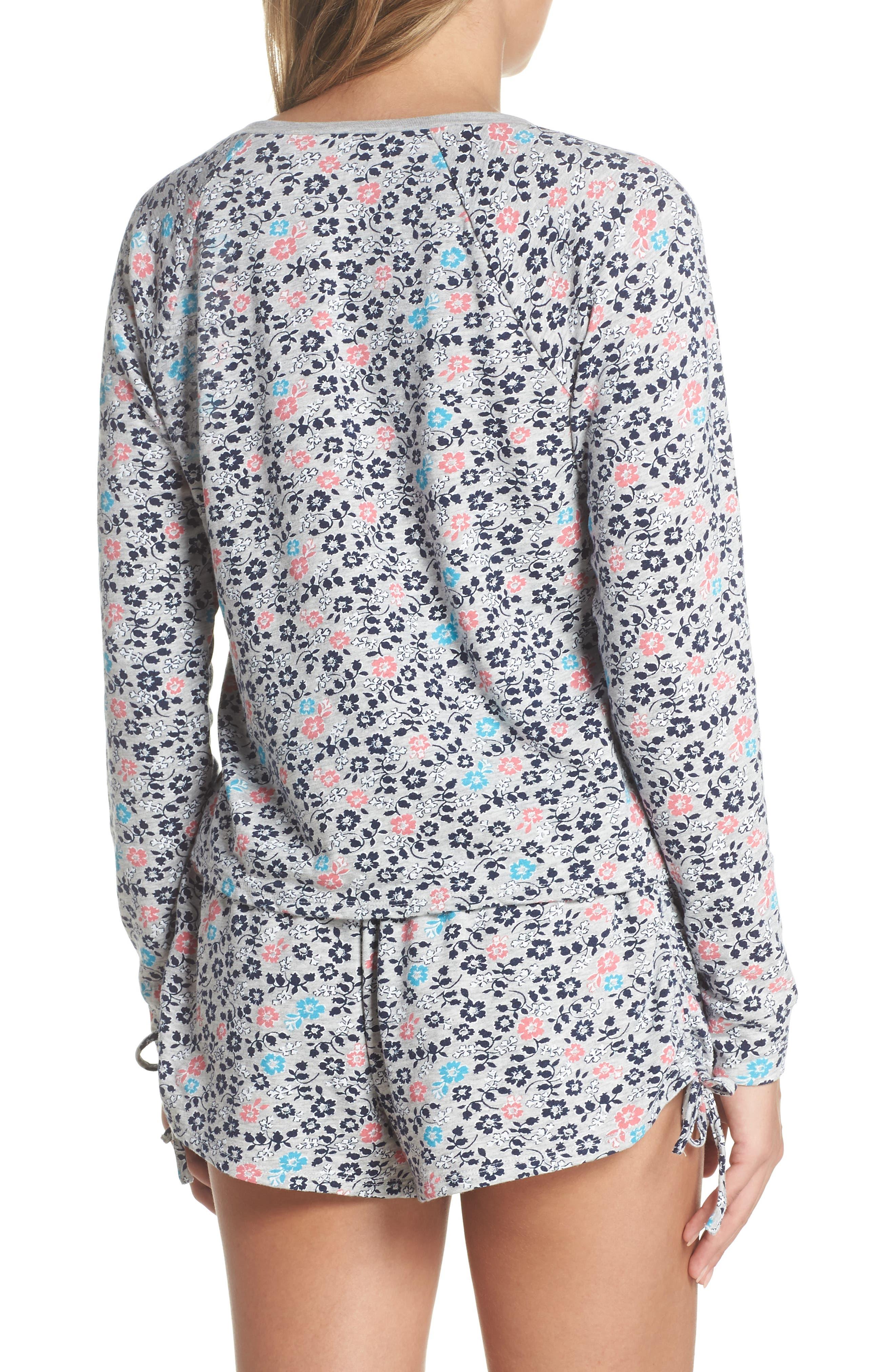 Short Pajamas,                             Alternate thumbnail 2, color,                             030