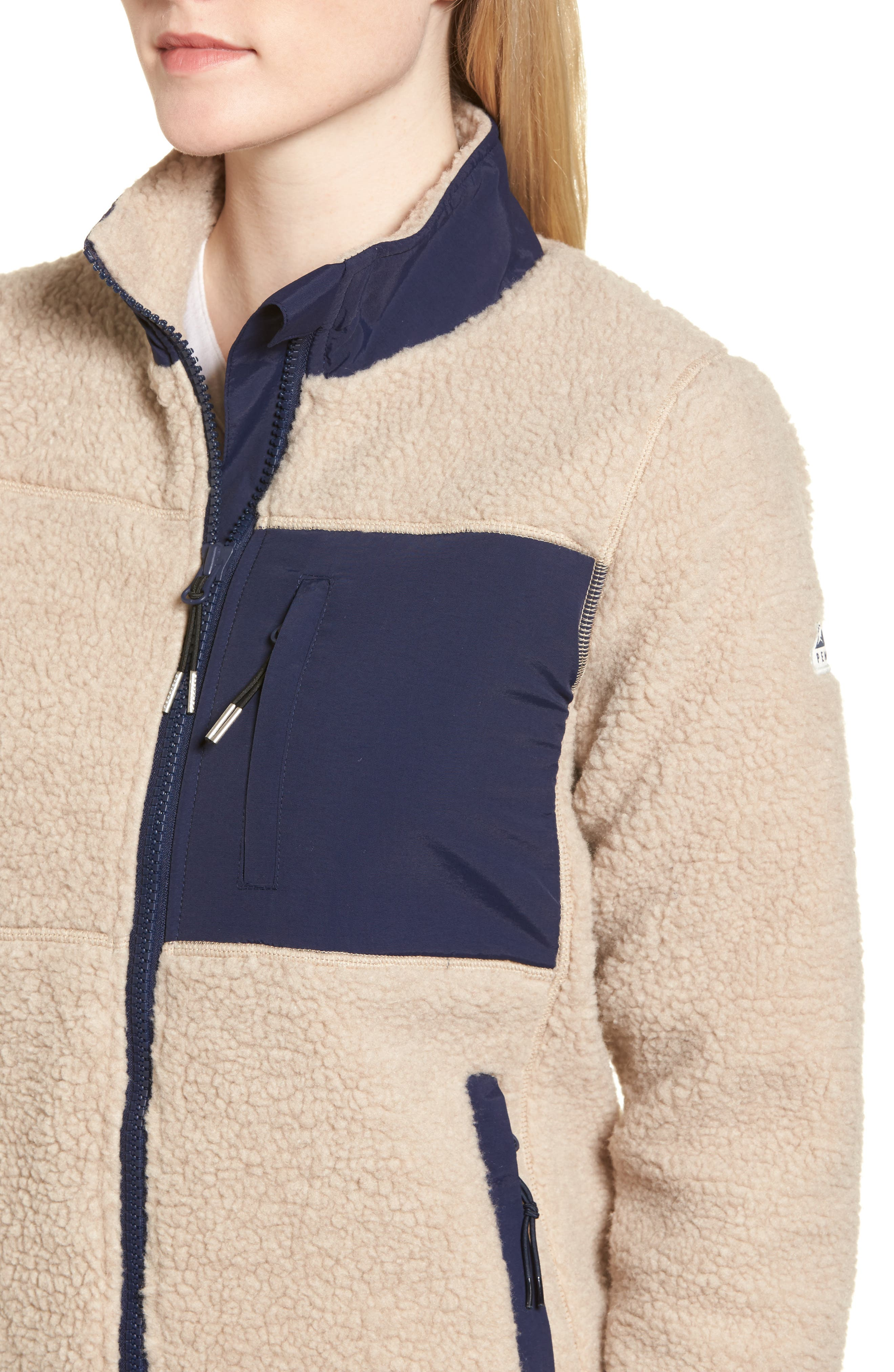 Mattawa Fleece Jacket,                             Alternate thumbnail 4, color,                             252