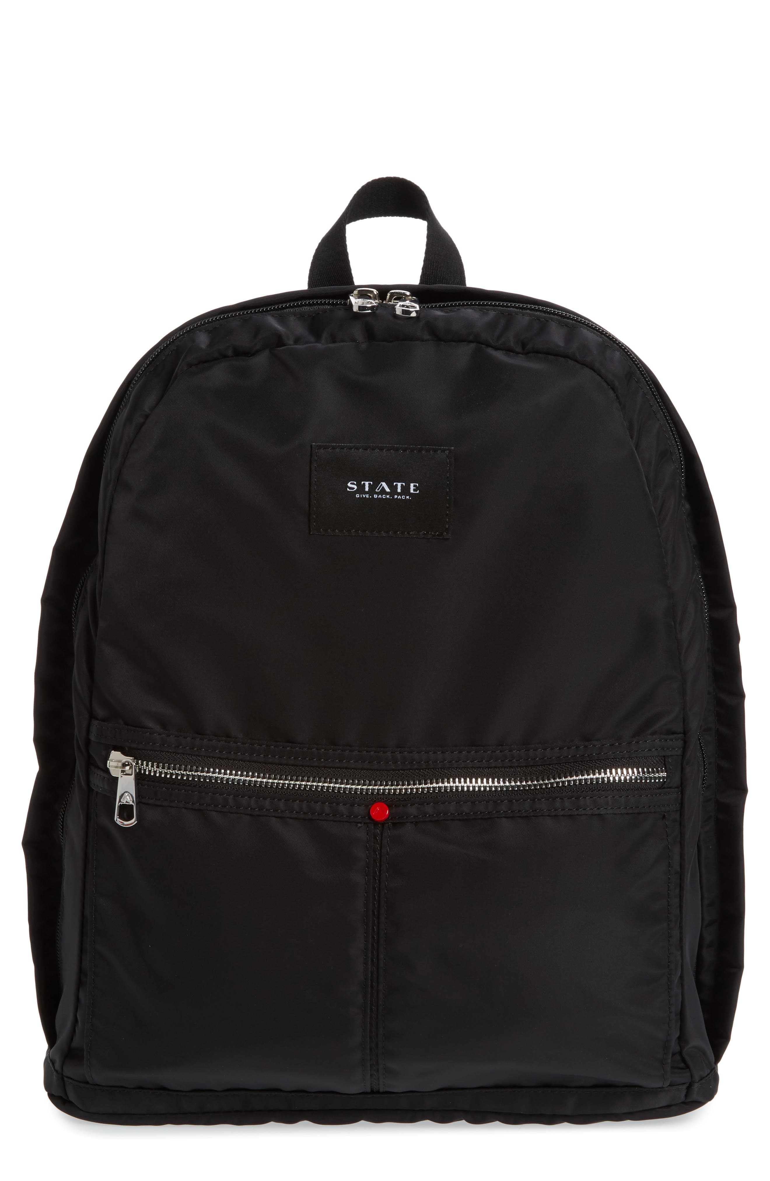 The Heights Kent Backpack,                             Main thumbnail 1, color,                             001