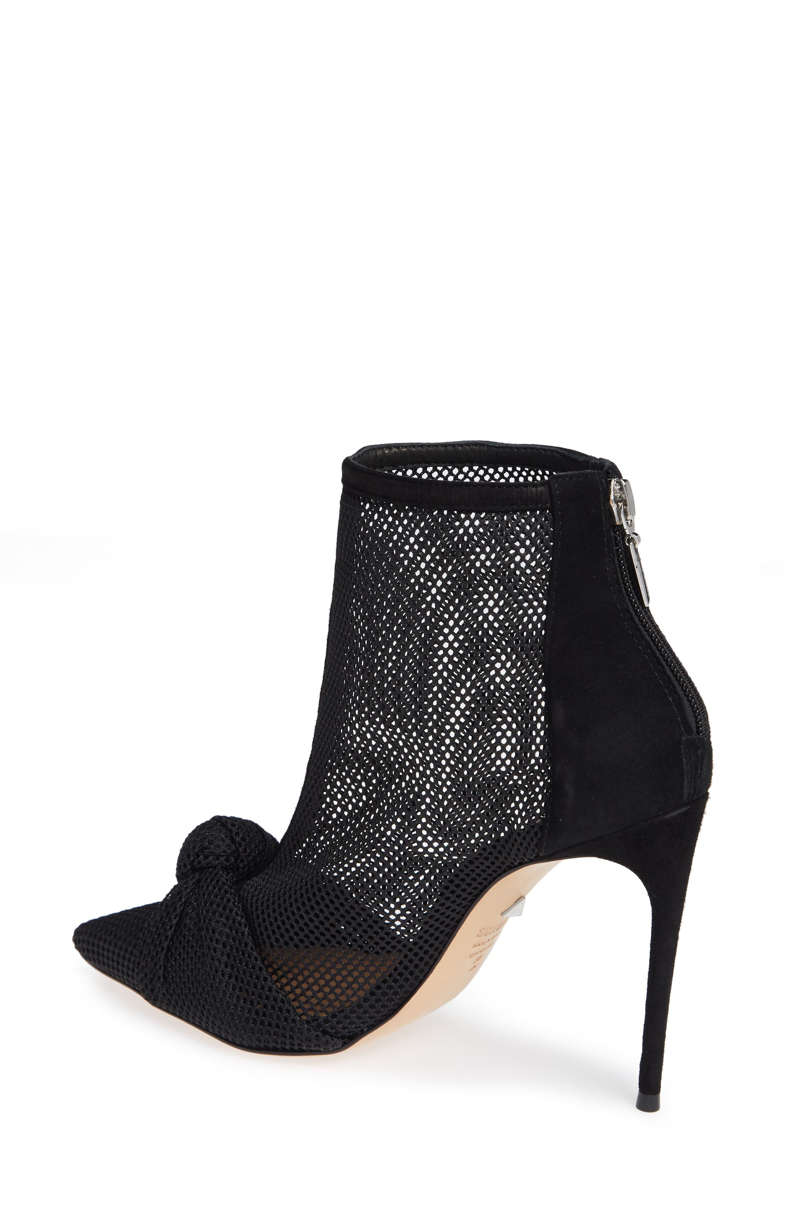 Kessie Pointy Toe Boot,                             Alternate thumbnail 2, color,                             001