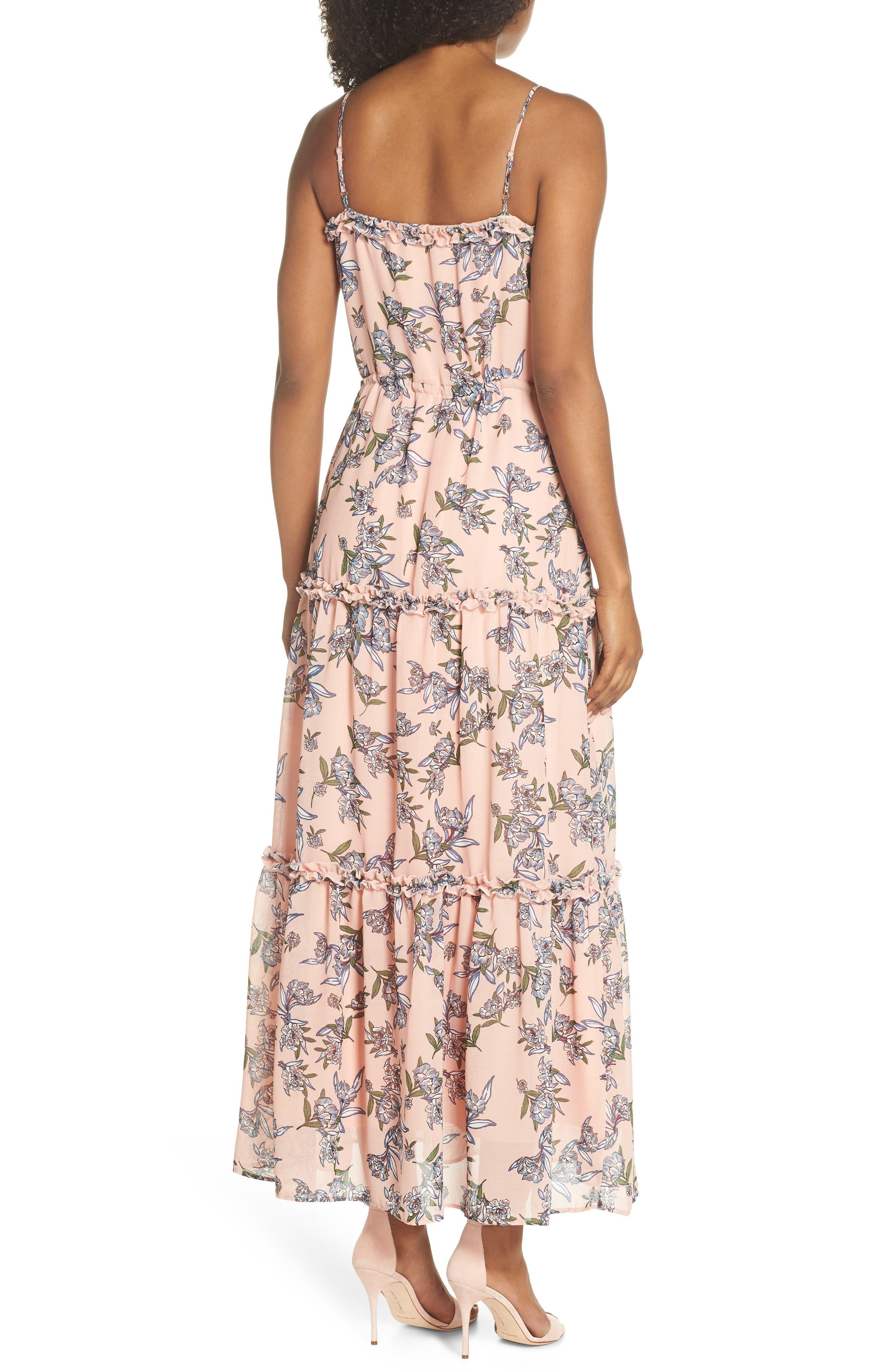 Sofi Maxi Dress,                             Alternate thumbnail 2, color,