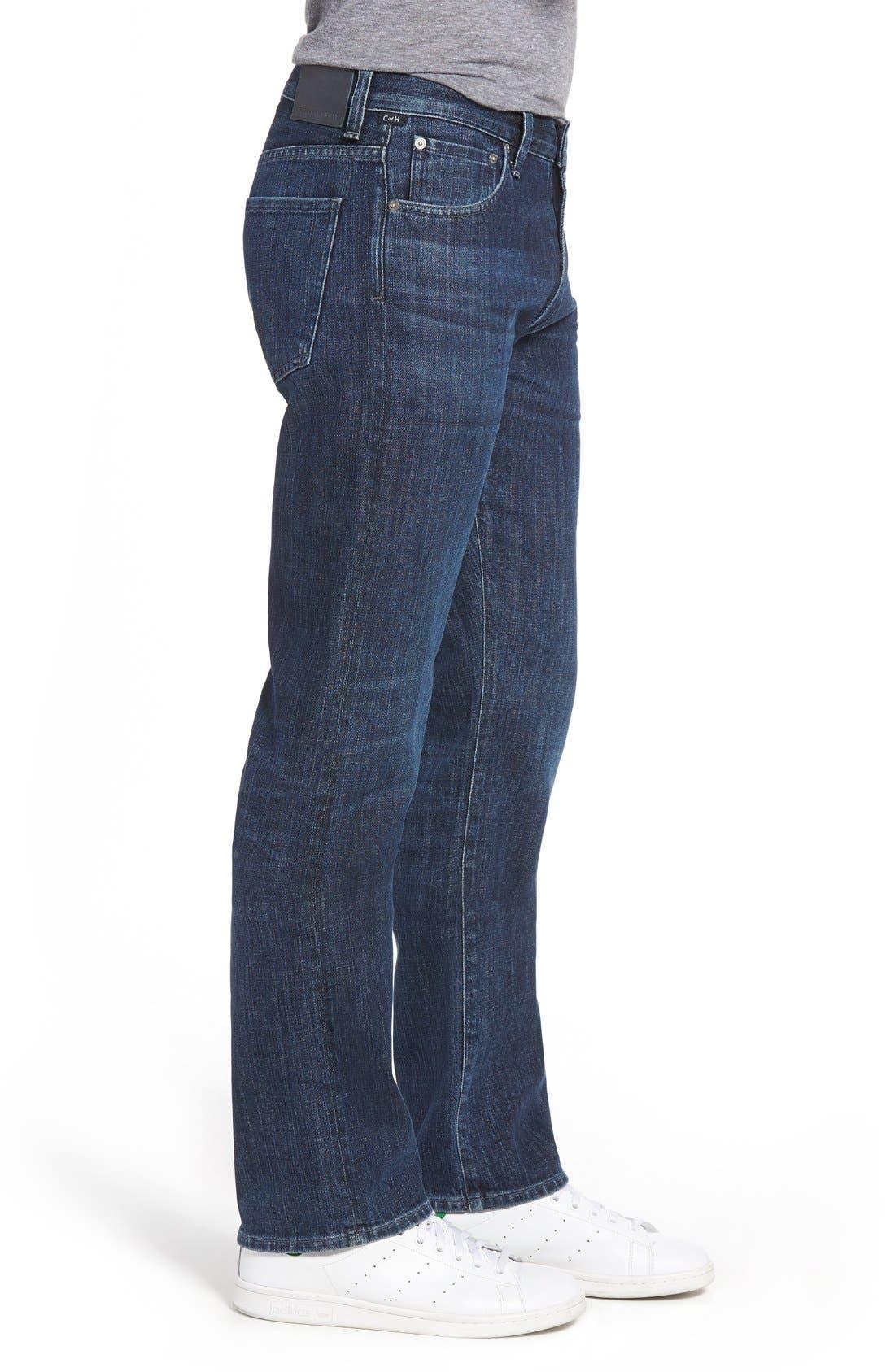 Sid Straight Leg Jeans,                             Alternate thumbnail 5, color,