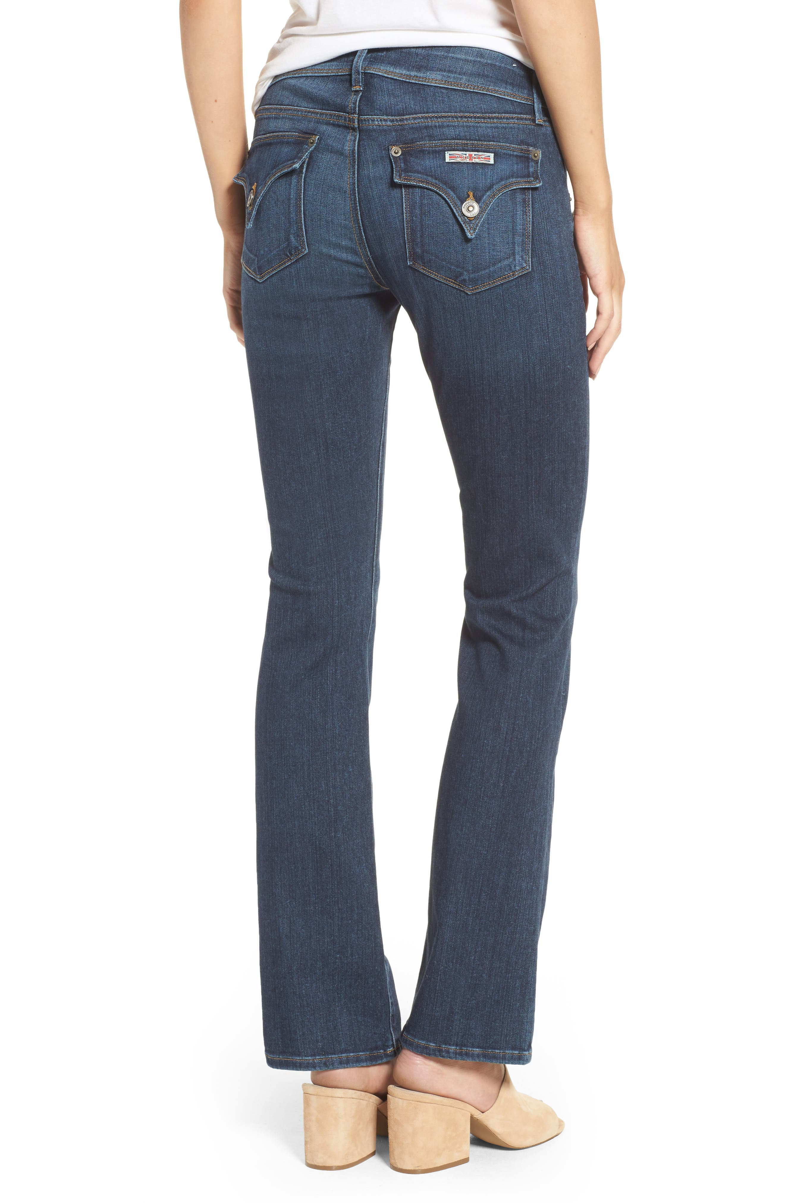 Beth Baby Bootcut Jeans,                             Alternate thumbnail 2, color,                             422